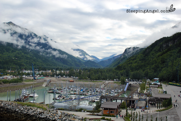 Skagway, Alaska!