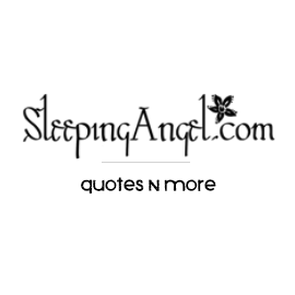 Sleeping Angel Quotes N More
