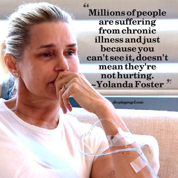 Yolanda Foster Quote