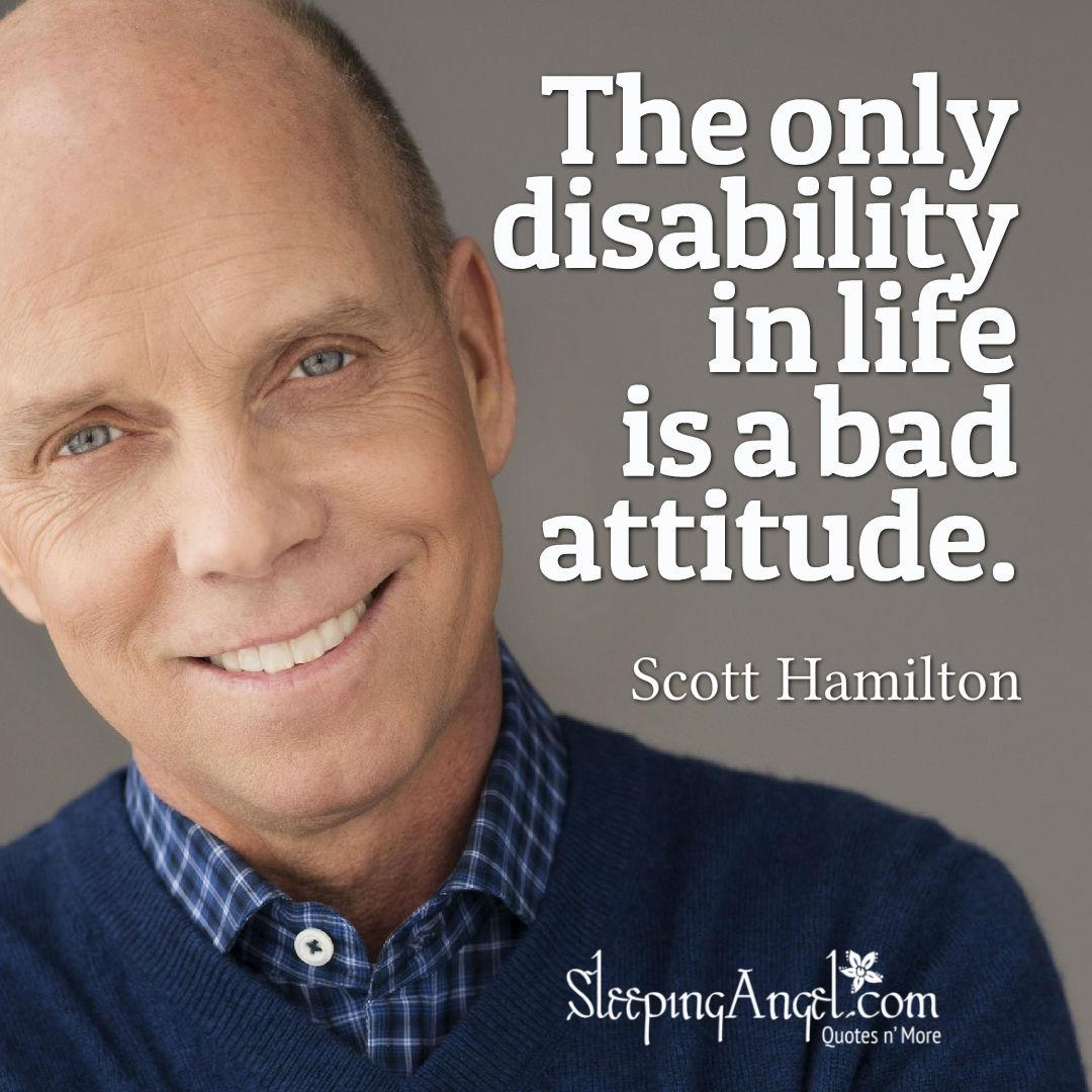 Scott Hamilton Quote