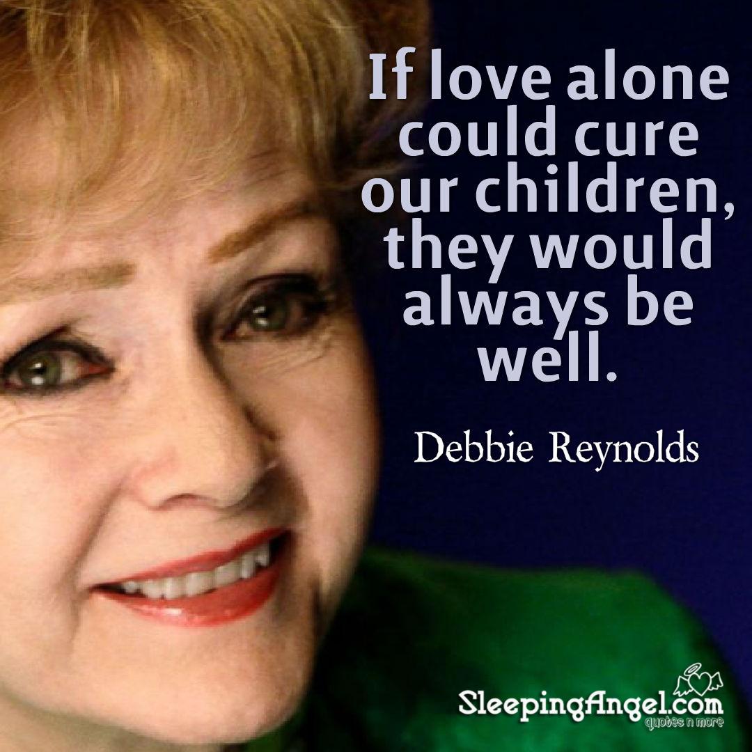 Debbie Reynolds Quote