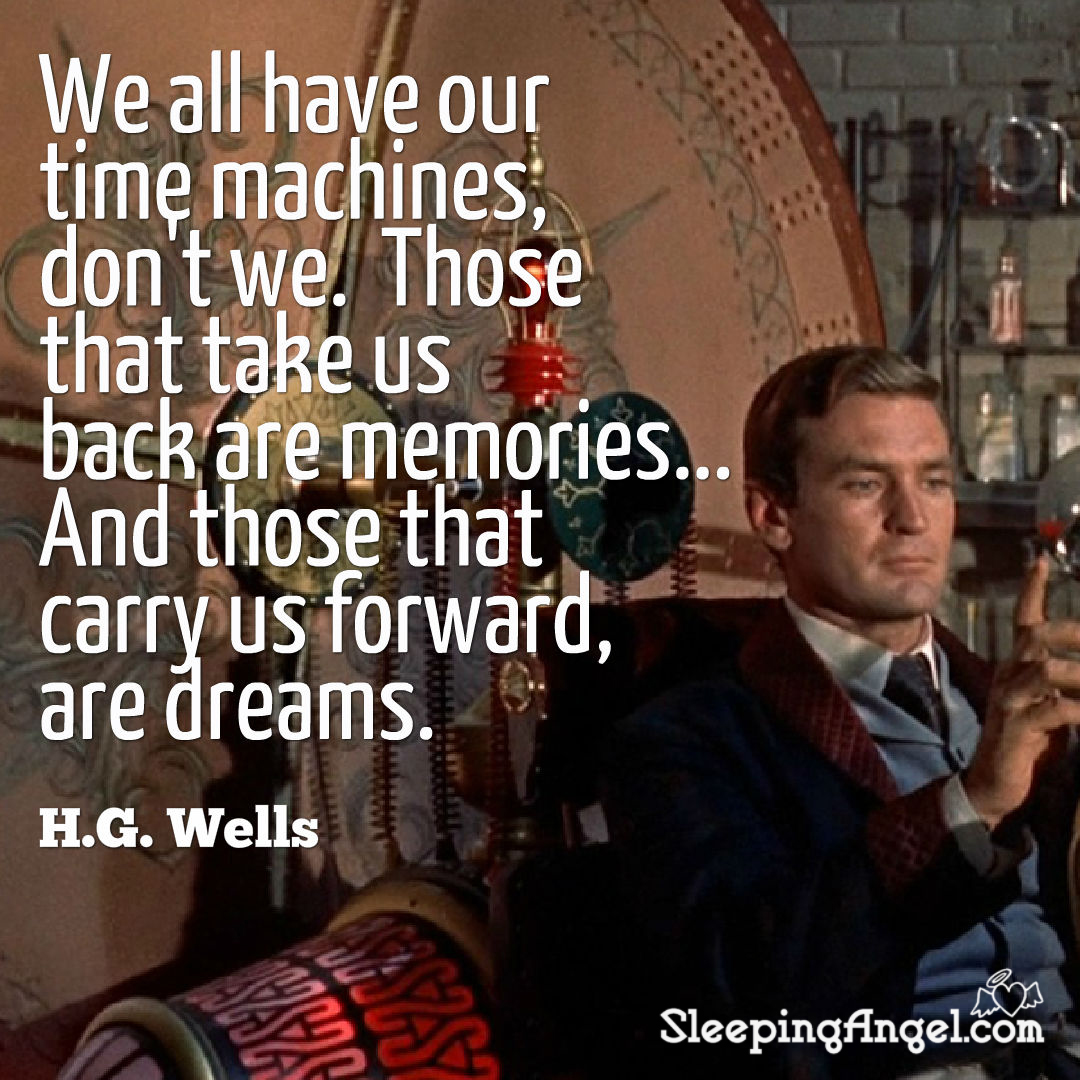 H.G. Wells Quote