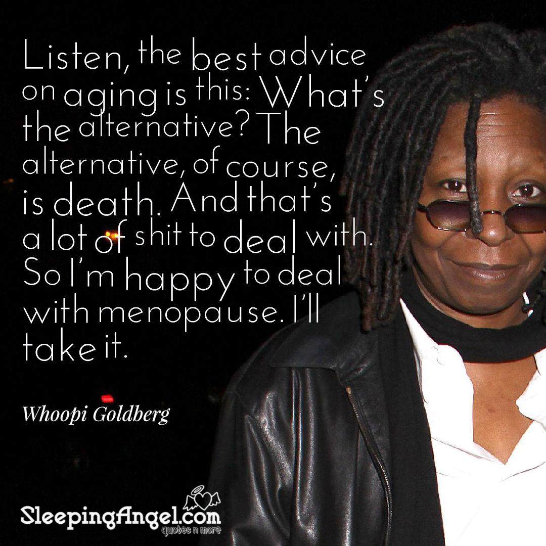 Whoopi Goldberg Quote