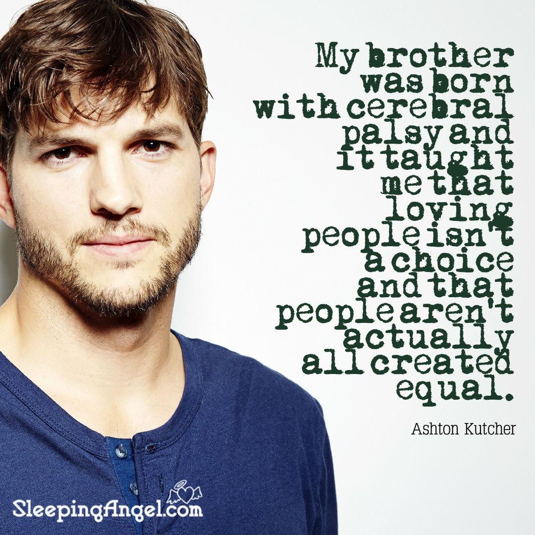 Ashton Kutcher Quote