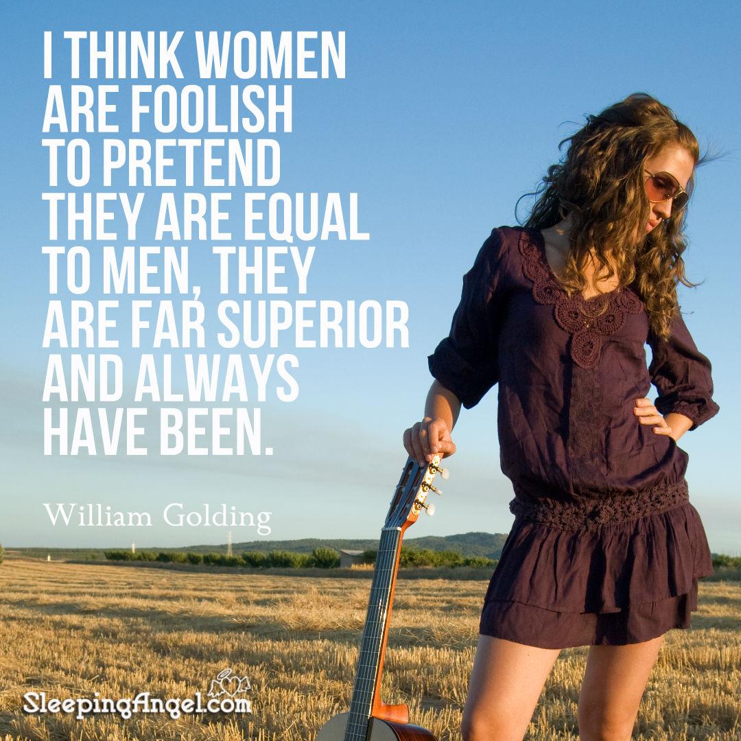 On women golding william Did Author
