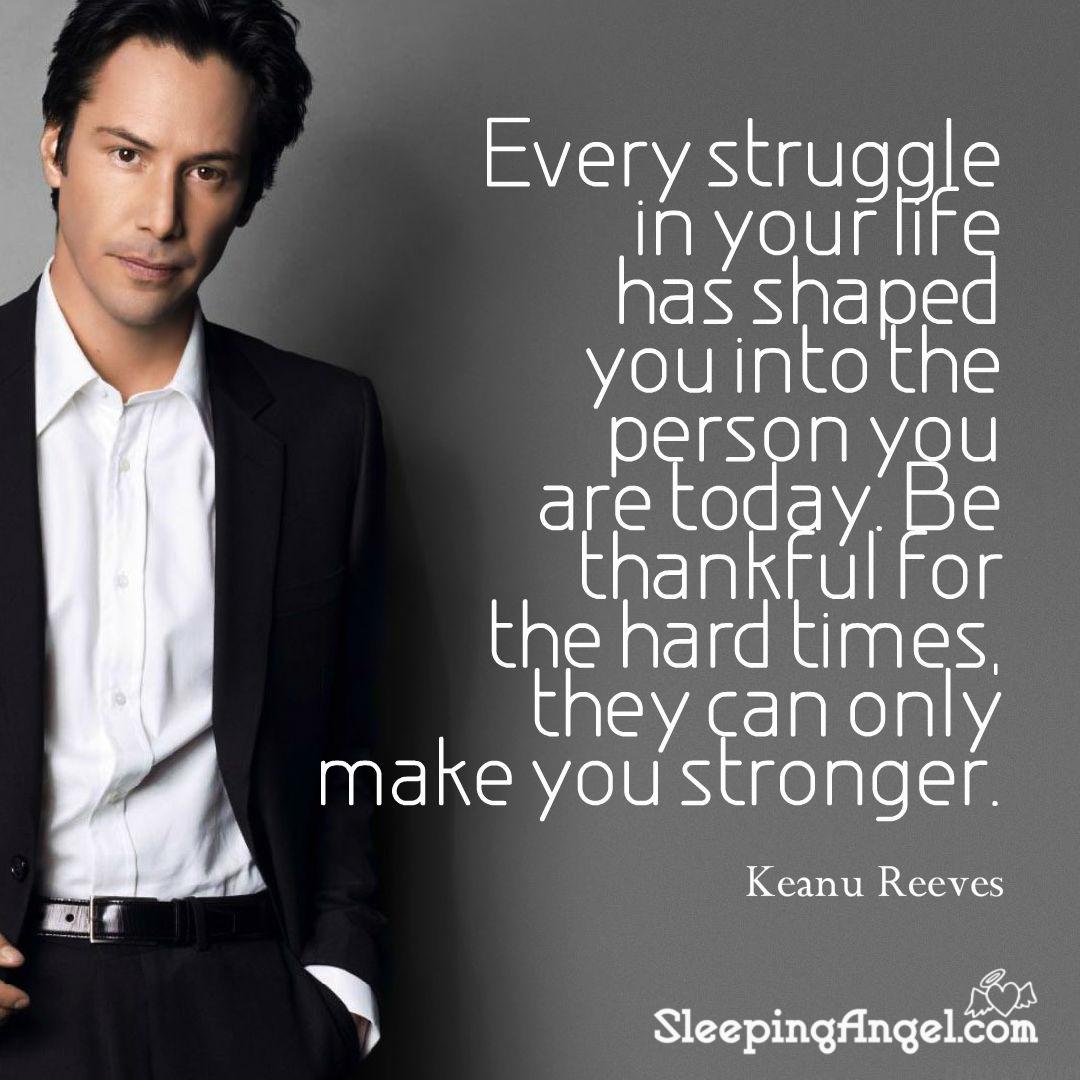 Keanu Reeves Quote