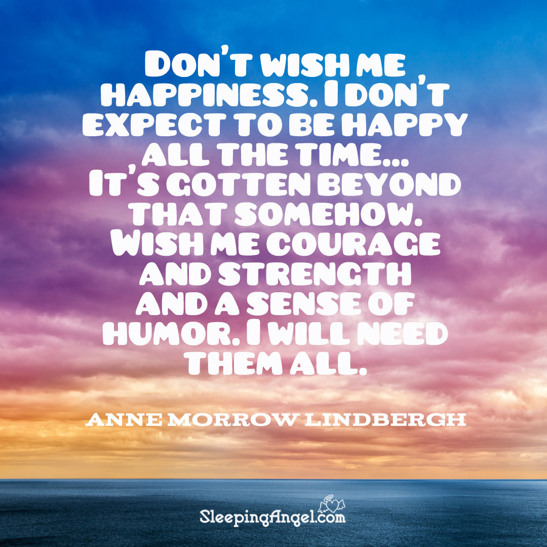 Anne Morrow Lindbergh Quote