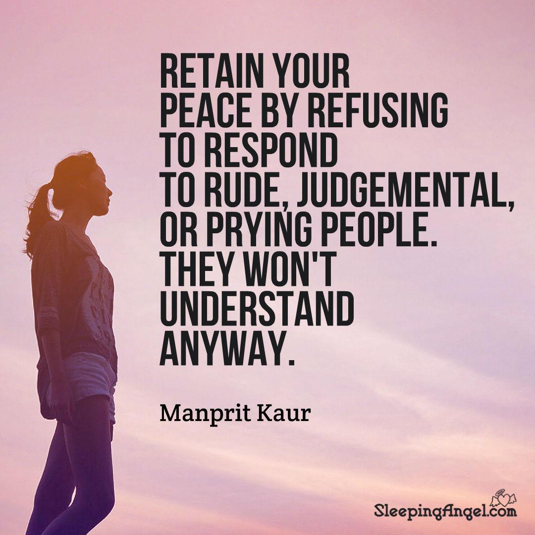 Manprit Kaur Quote