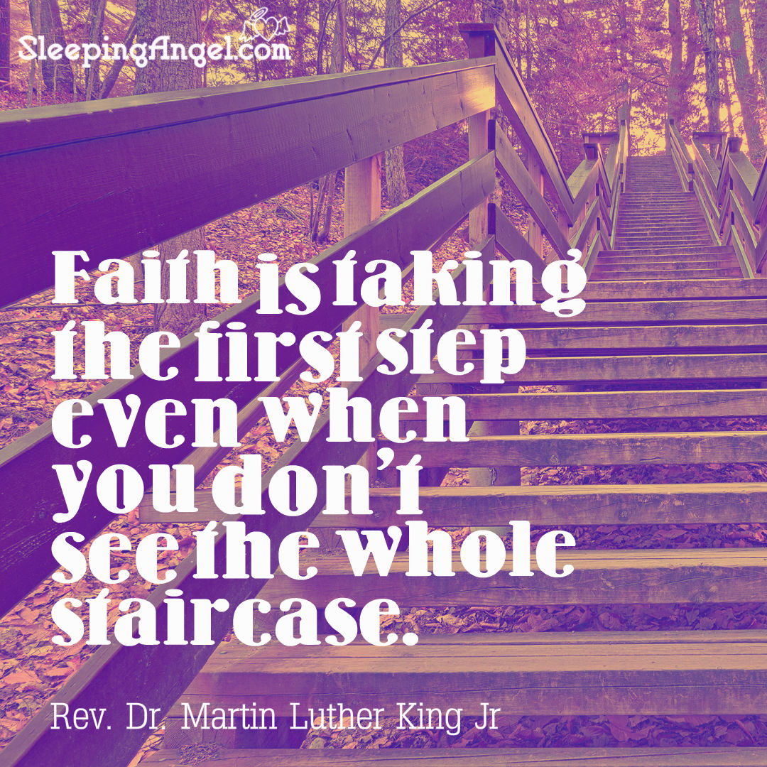 Rev. Dr. Martin Luther King Jr Quote