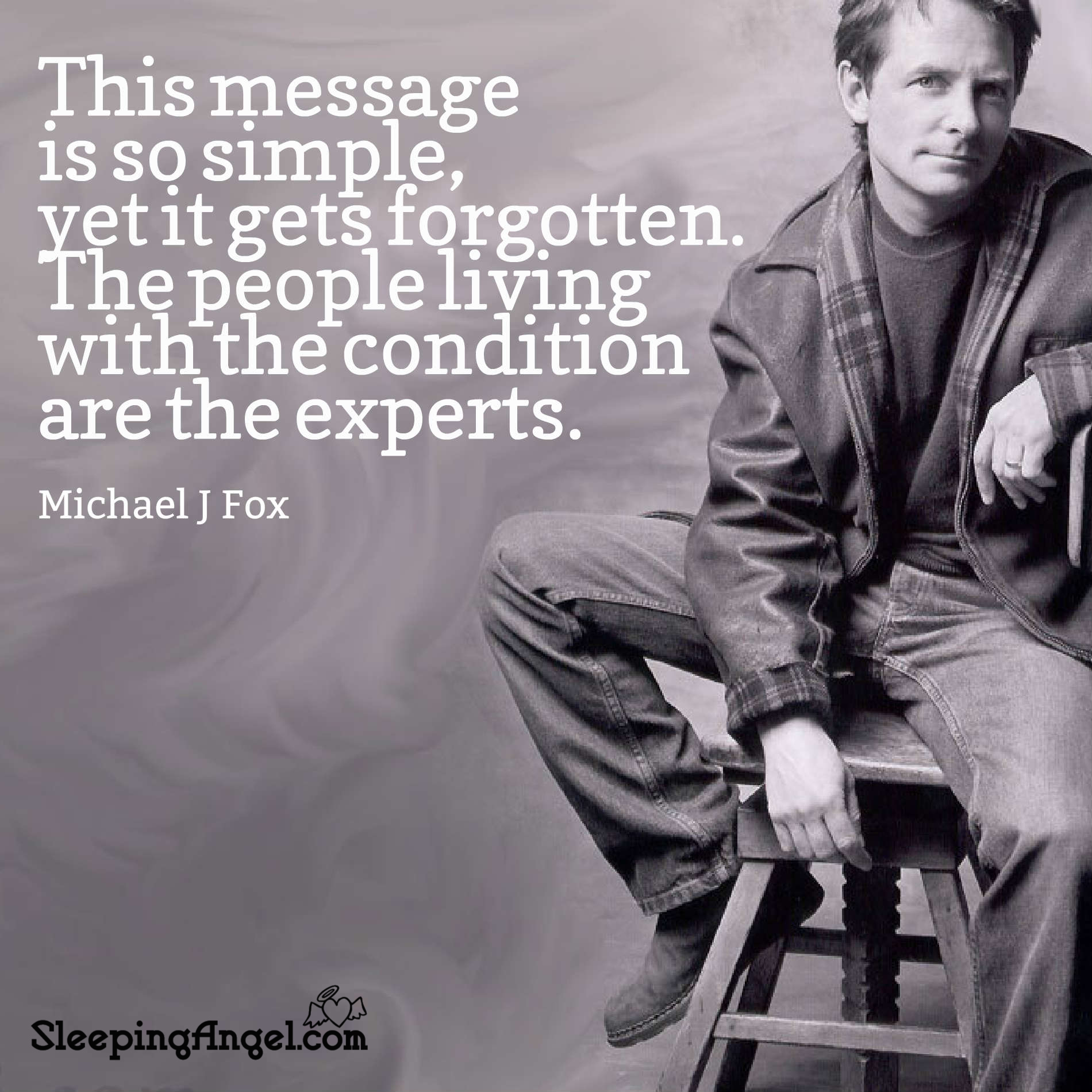 Michael J. Fox Quote