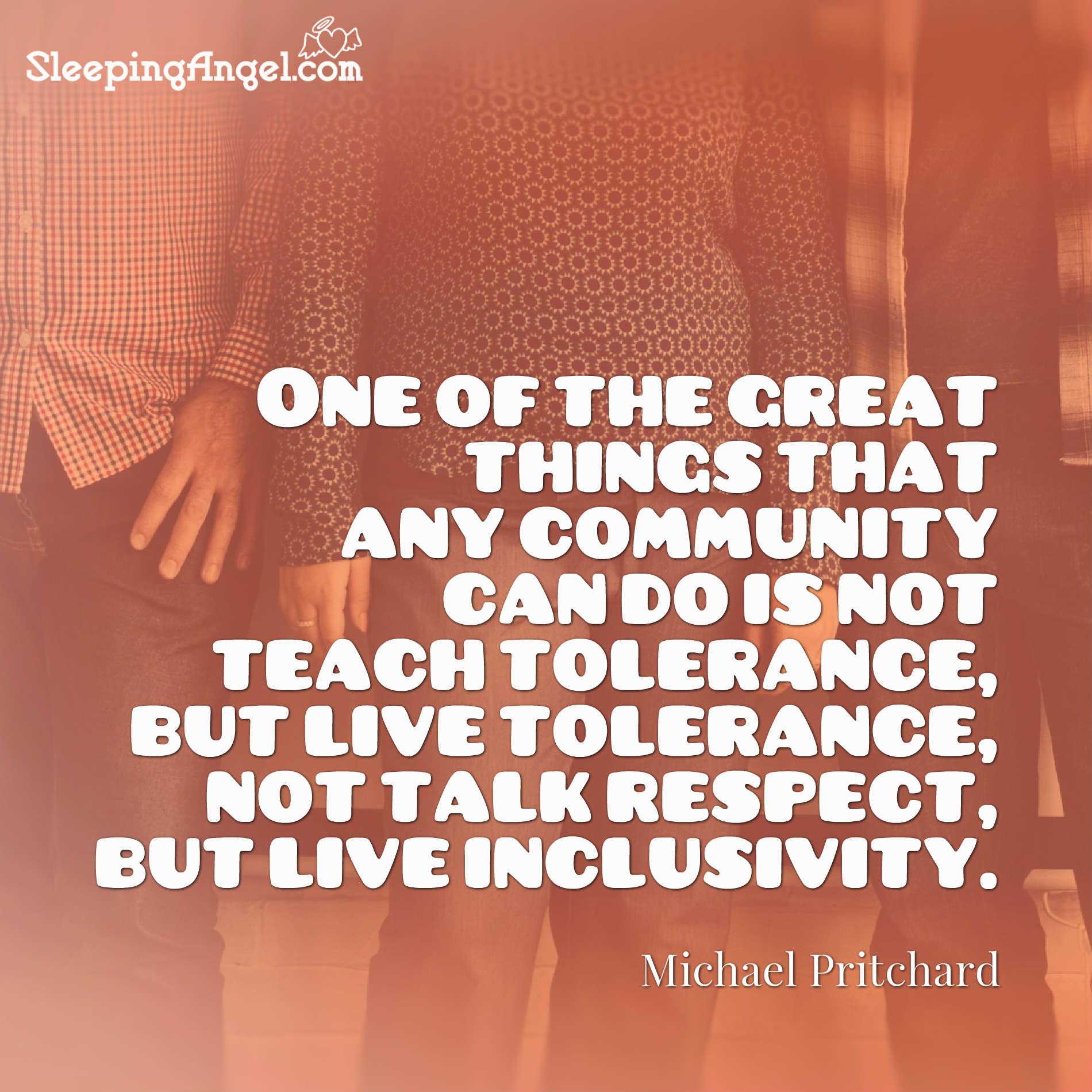Tolerance Quote