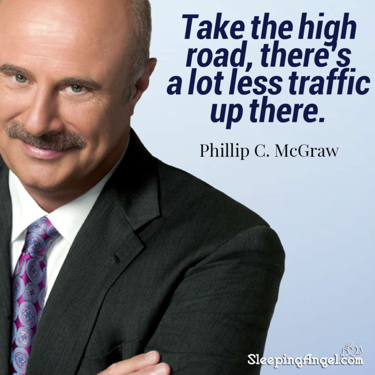 Dr Phil Quotes Dr. Phil Quote – Sleeping Angel Dr Phil Quotes