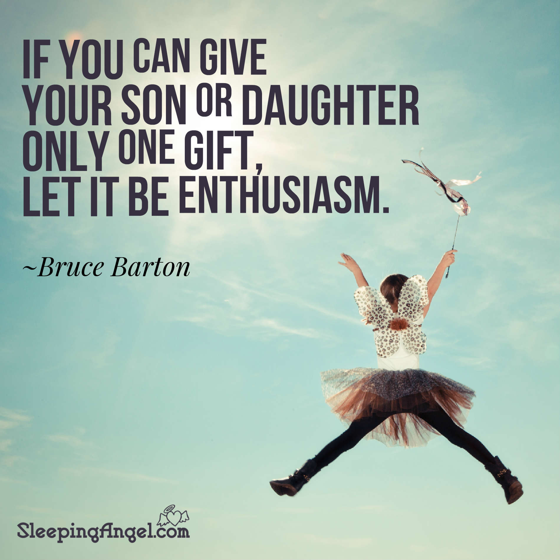 Enthusiasm Quote
