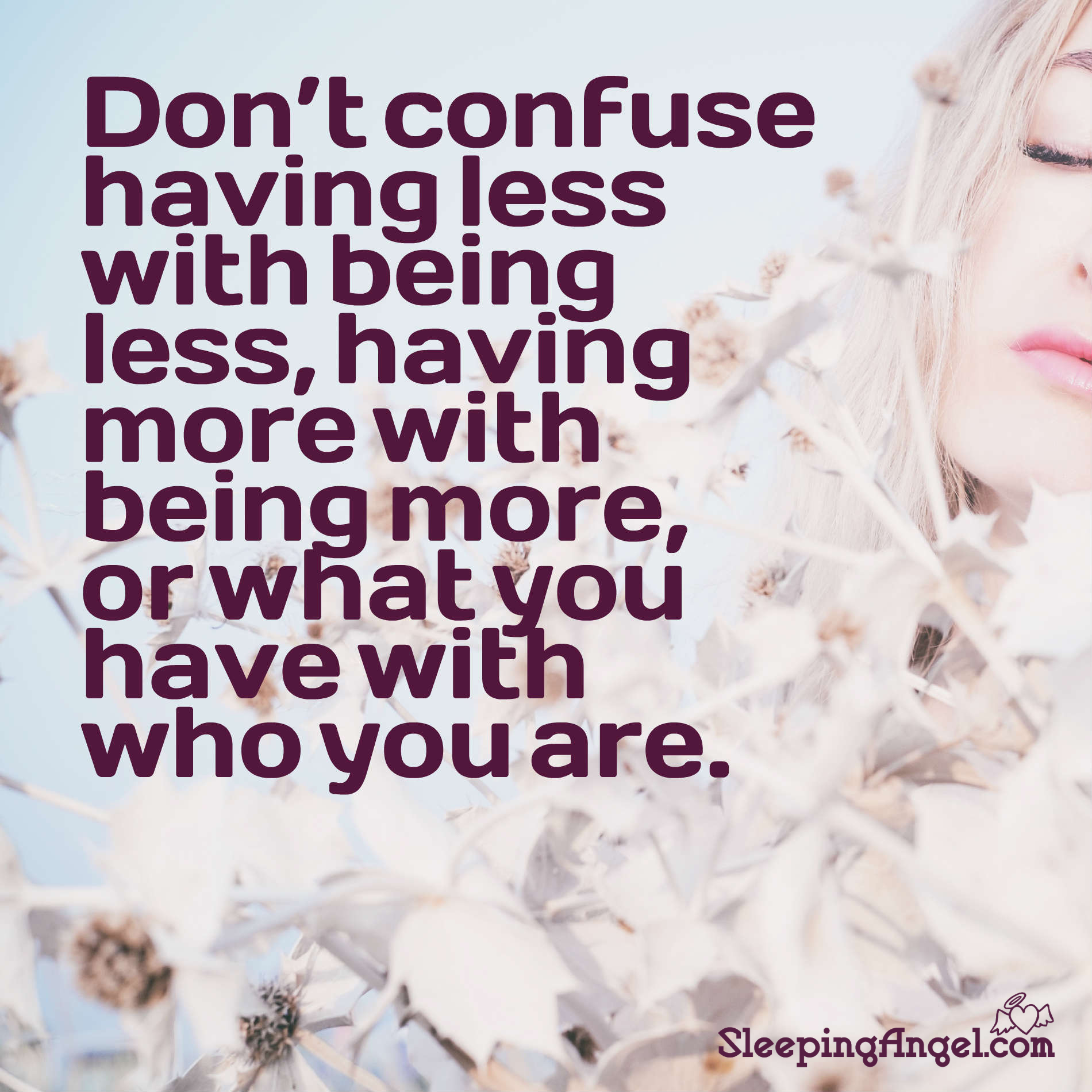Don't Confuse Quote