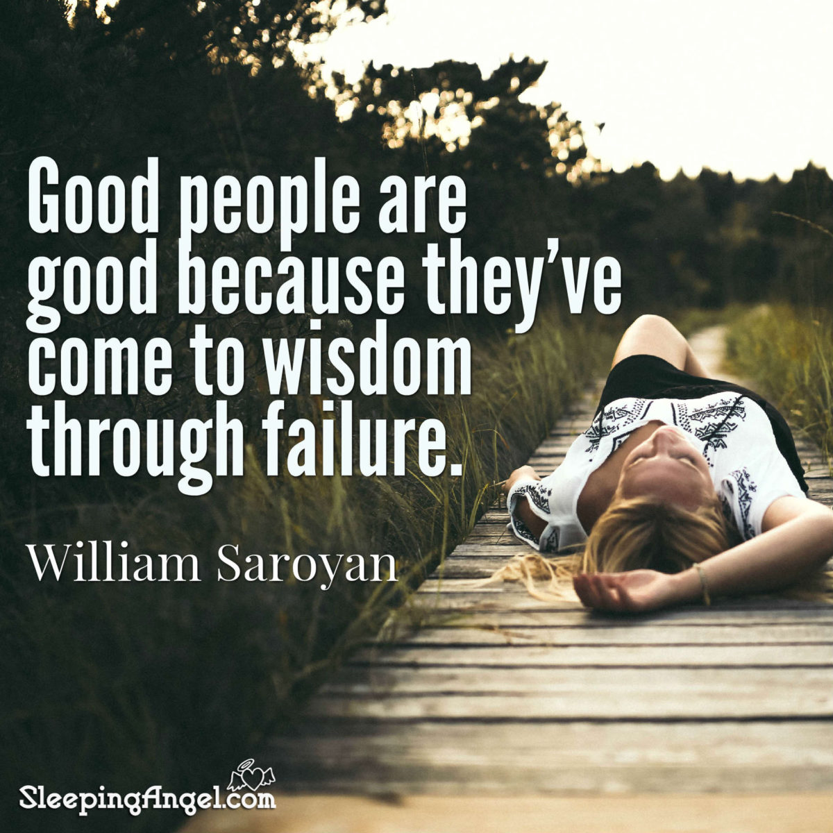 good people are good because they ve come to wisdom through failure Those who come forward with bad morath encouraged her people to view the data as good news, because the hospital all organizations learn from failure through.
