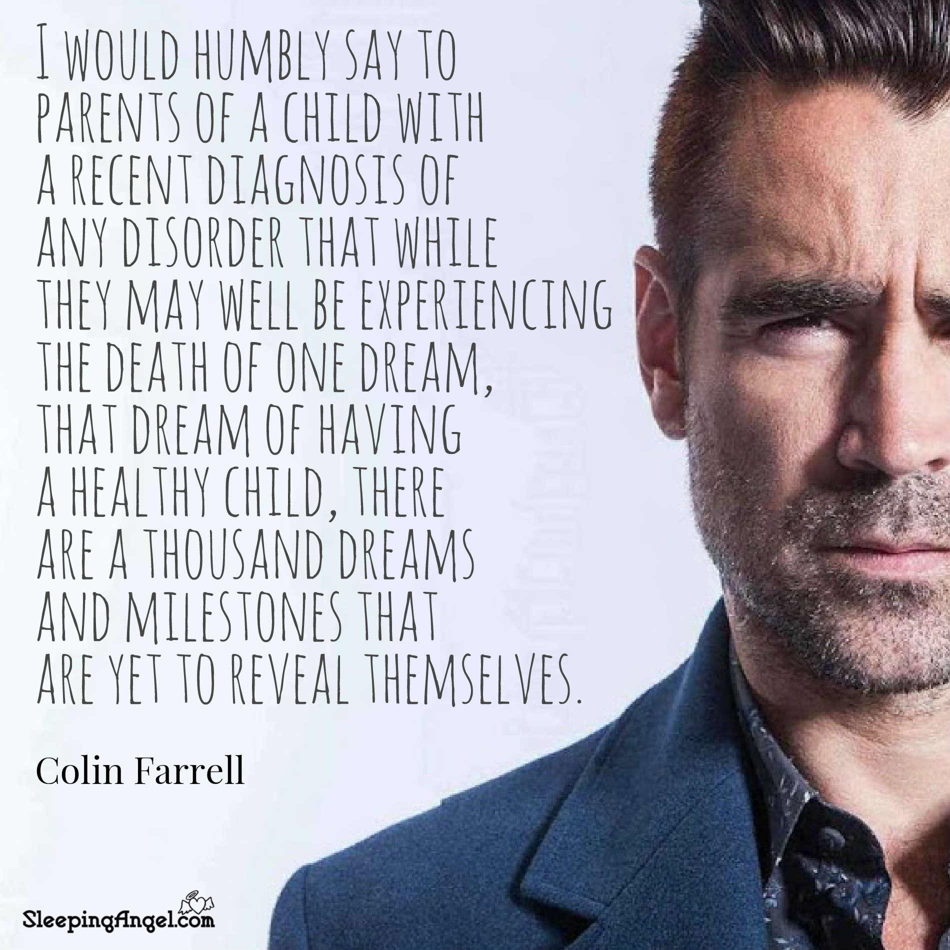 Colin Farrell Quote