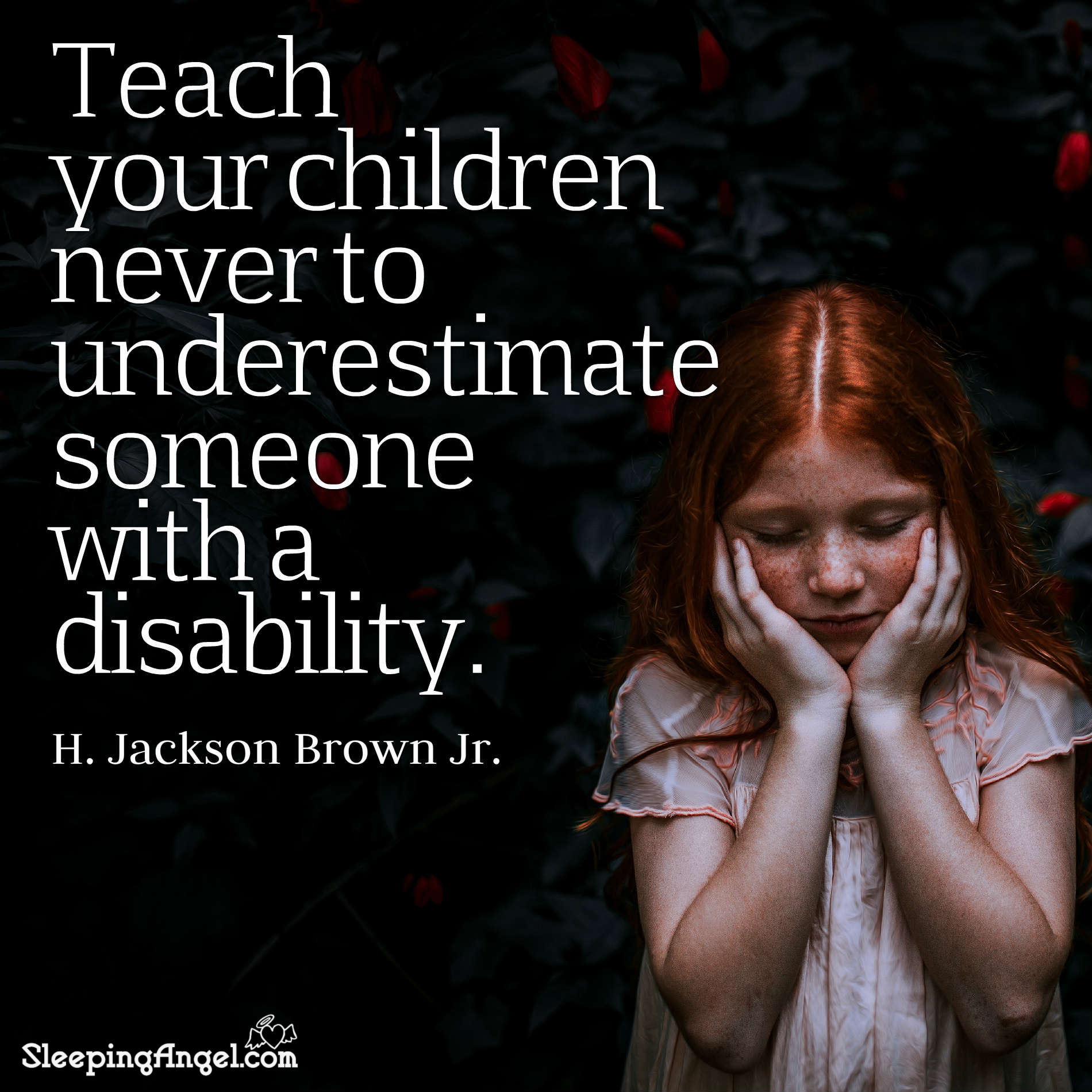 Disability Quote