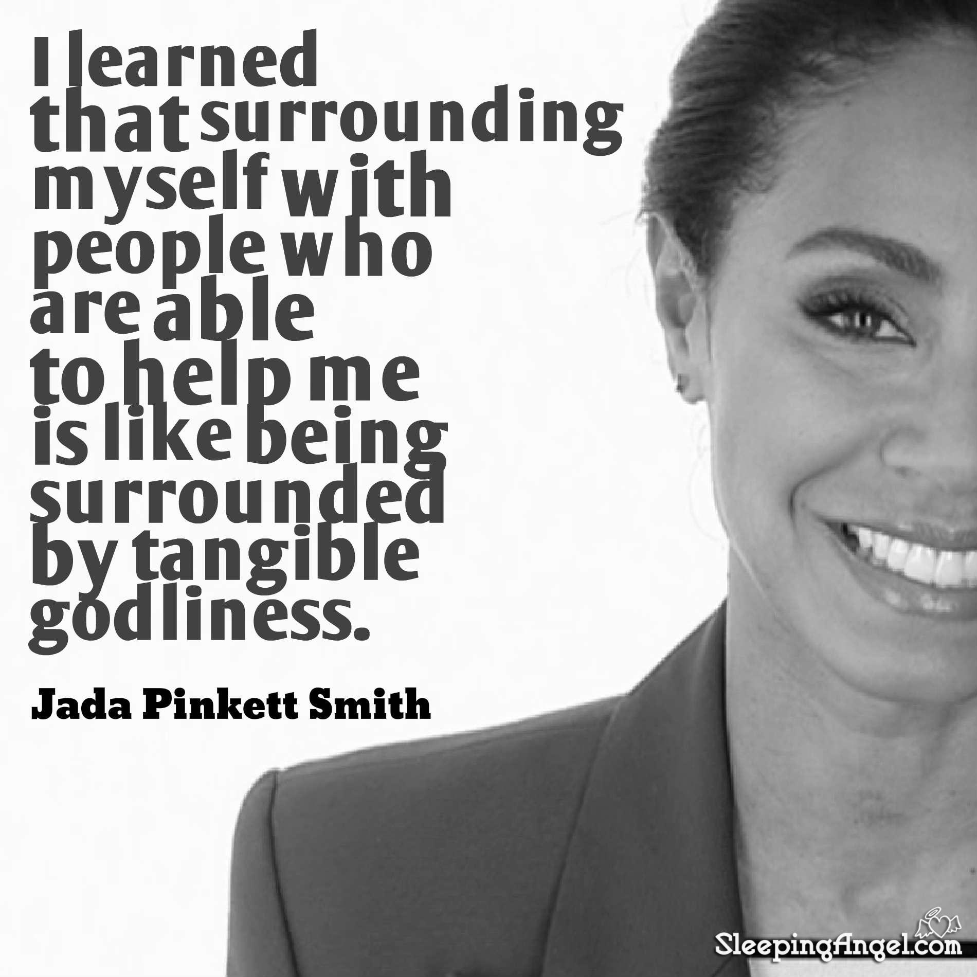 Jada Pinkett Smith Quote