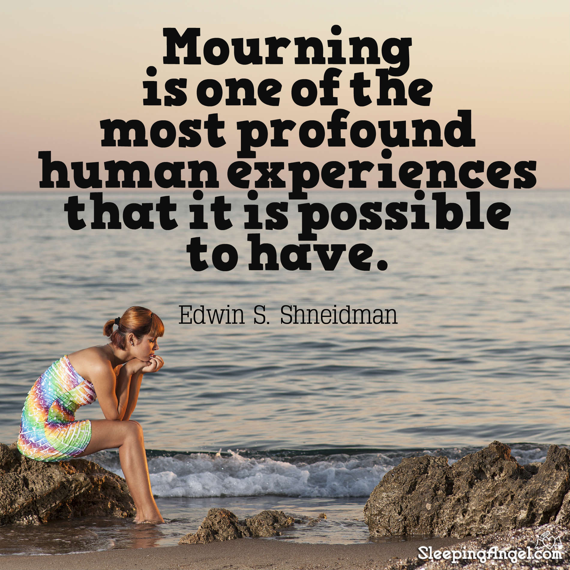 Mourning Quote