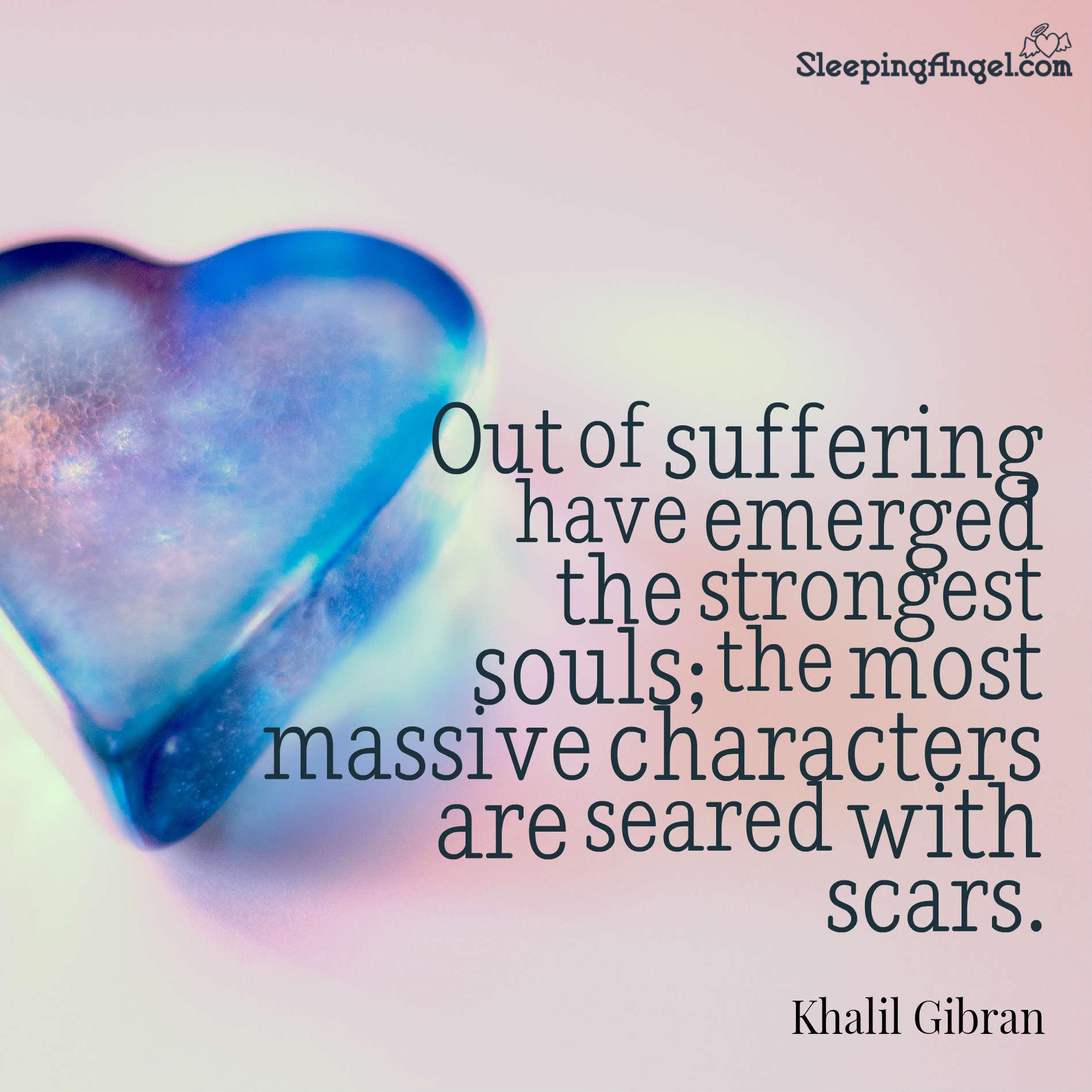 Suffering Quote