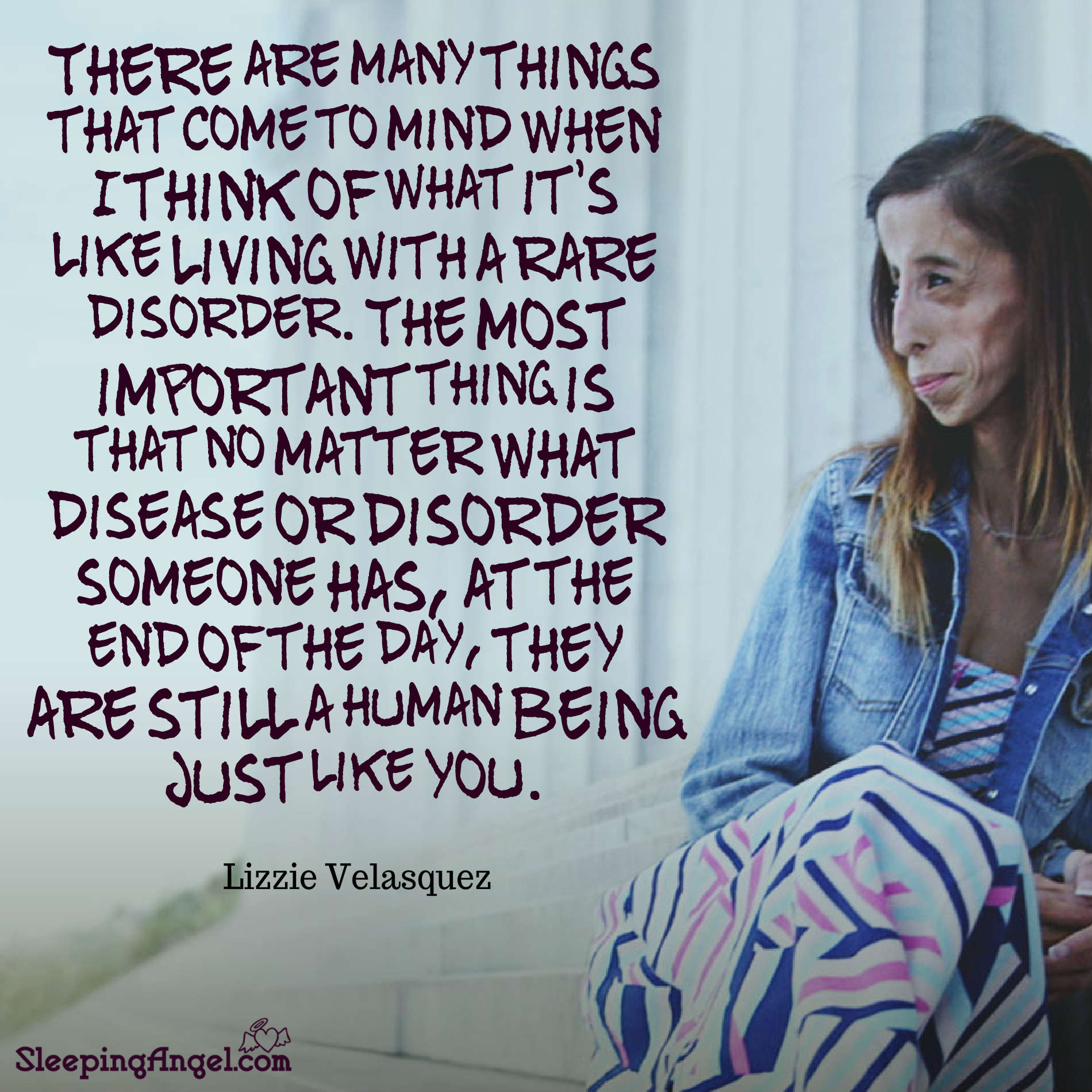 Lizzie Velasquez Quote