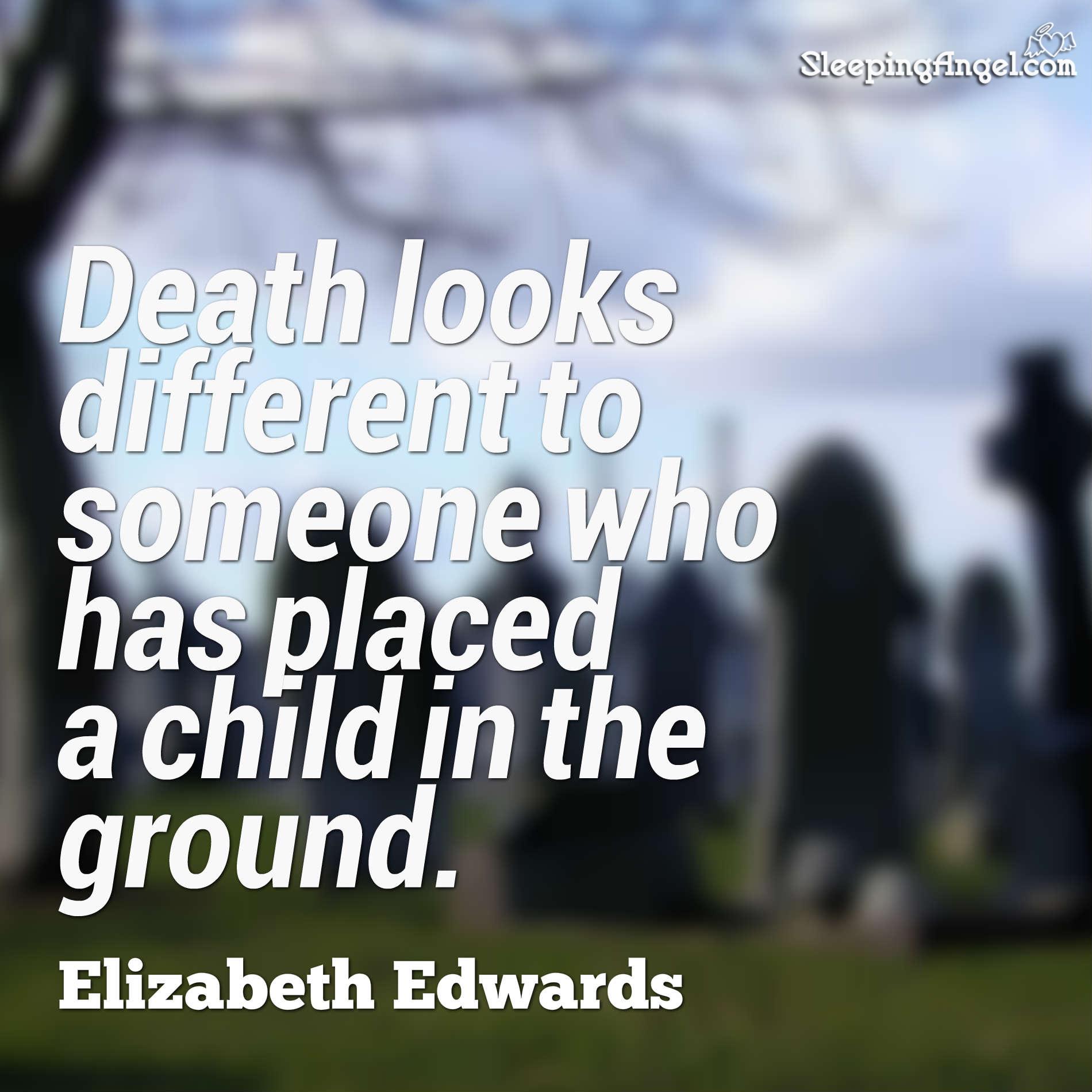 Elizabeth Edwards Quote