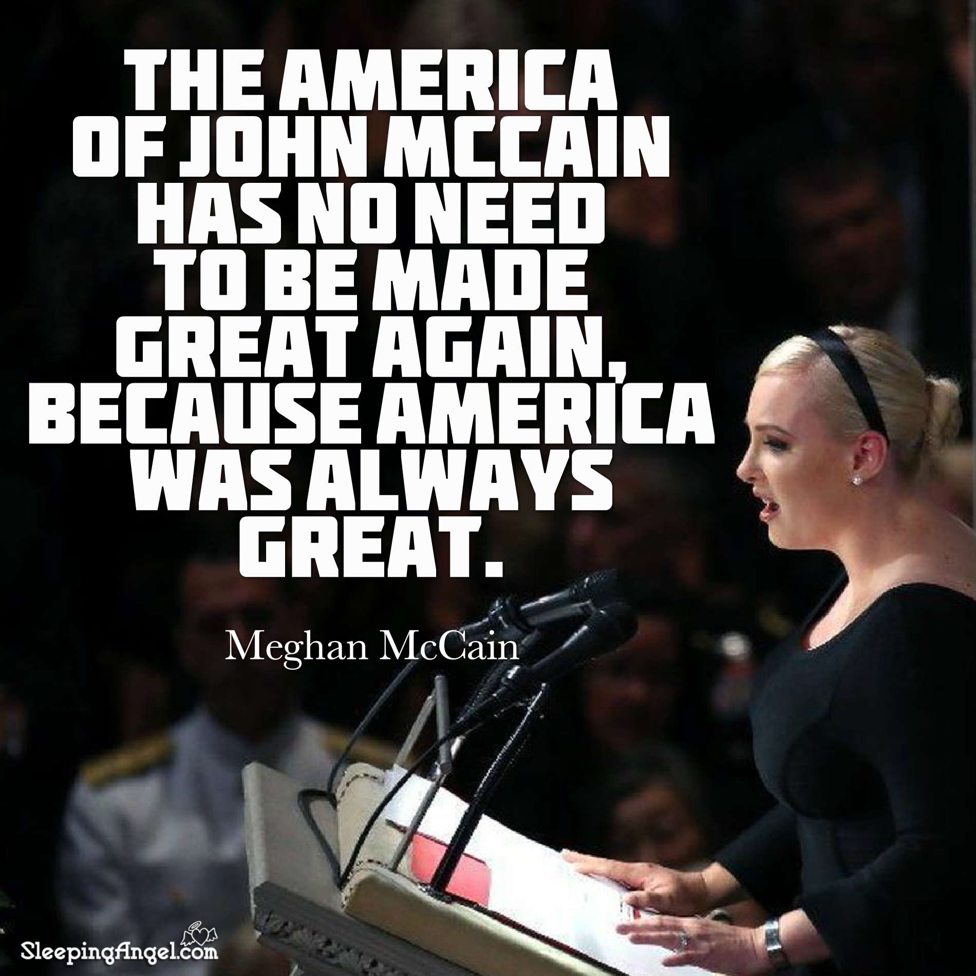 Meghan McCain Quote