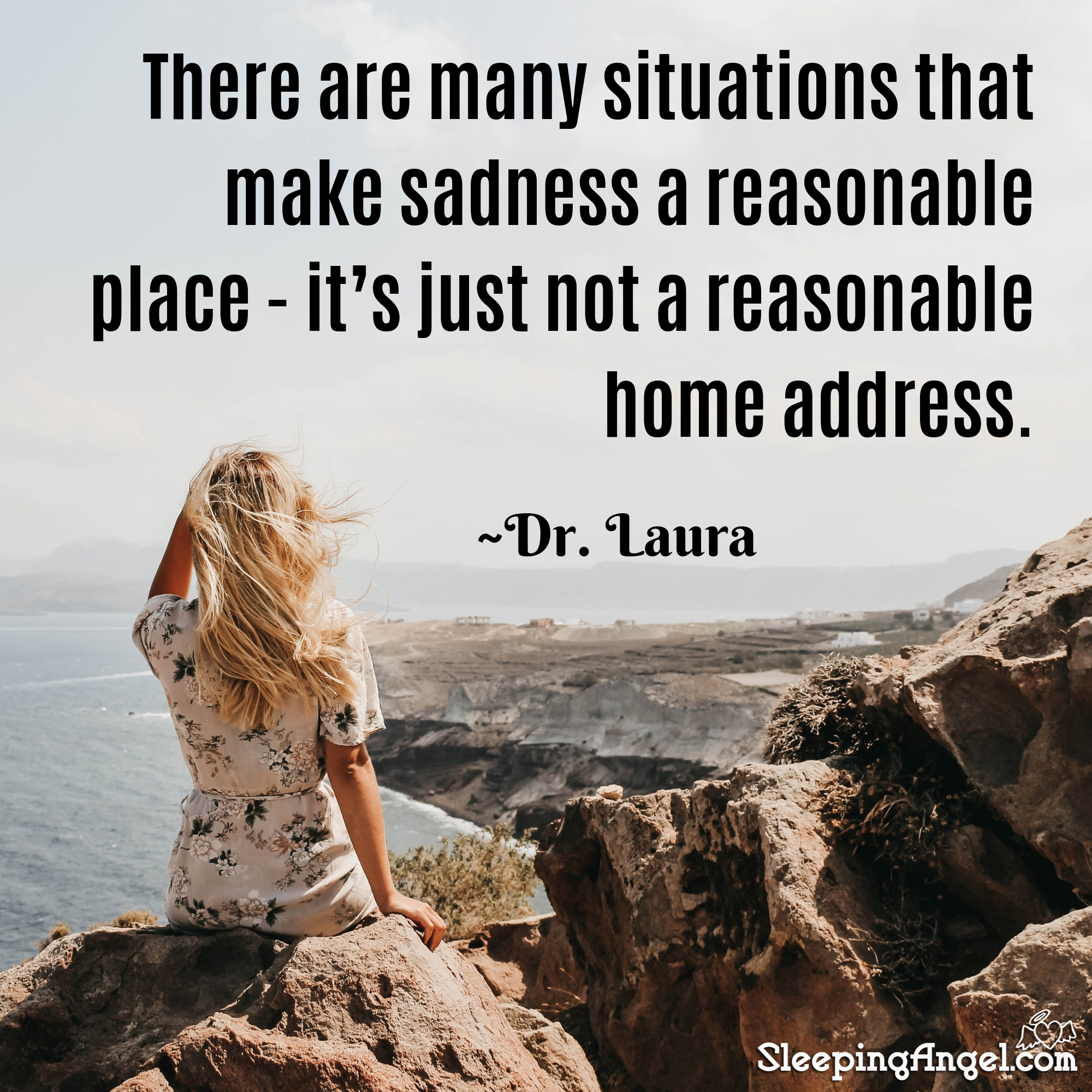 Dr. Laura Quote