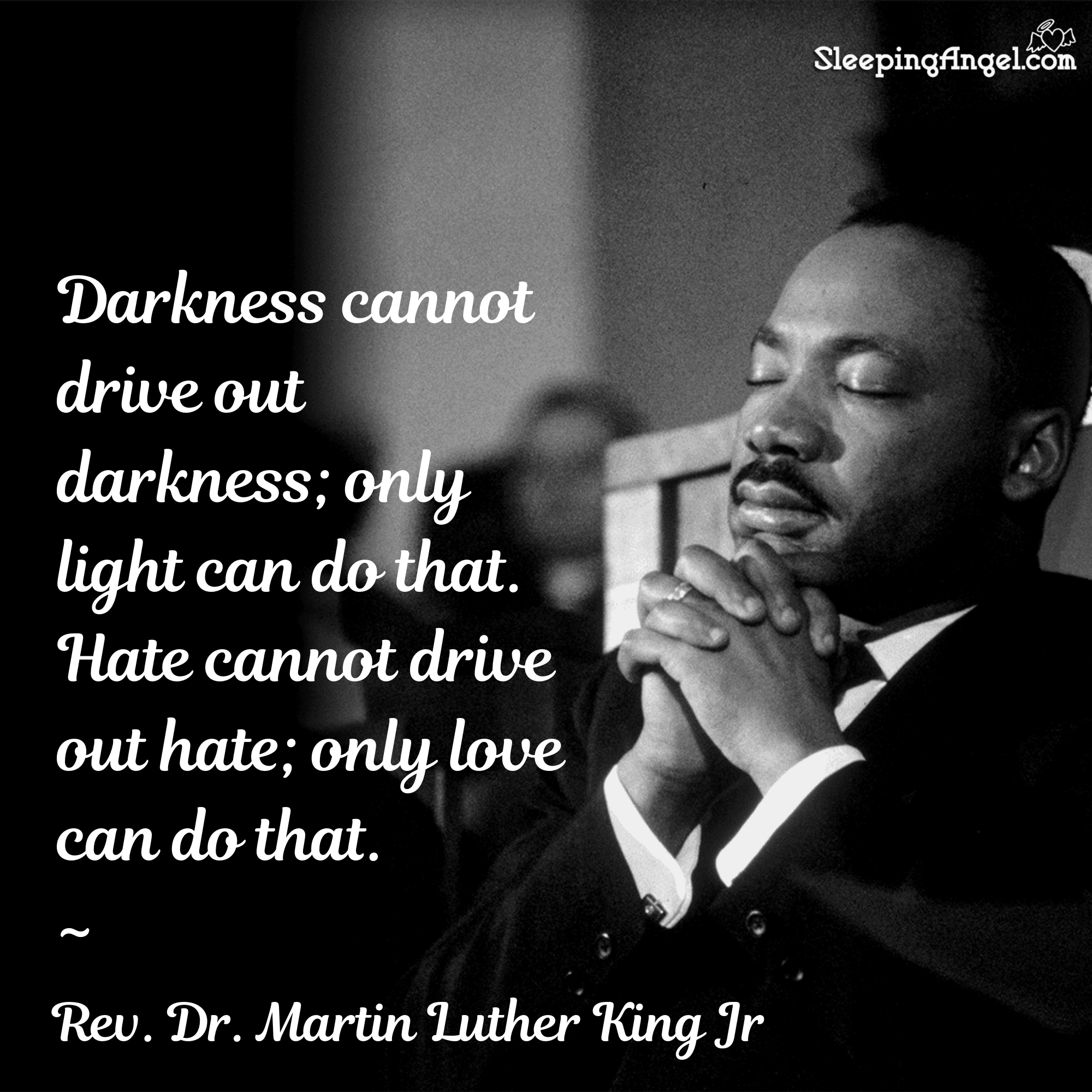 Rev. Dr. Martin Luther King Jr. Quote