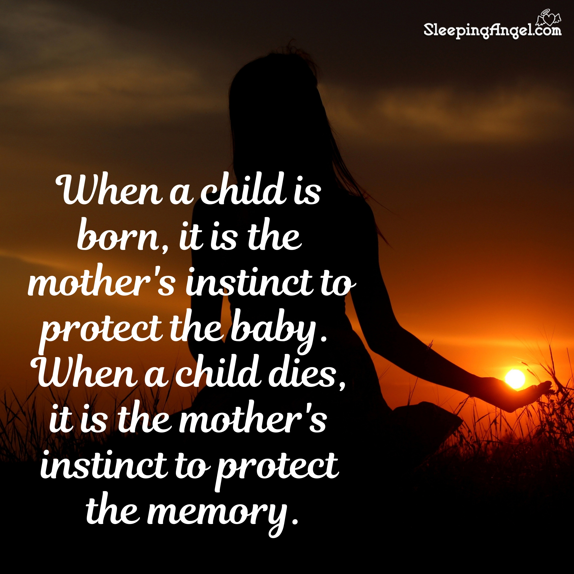Protect the Memory Quote
