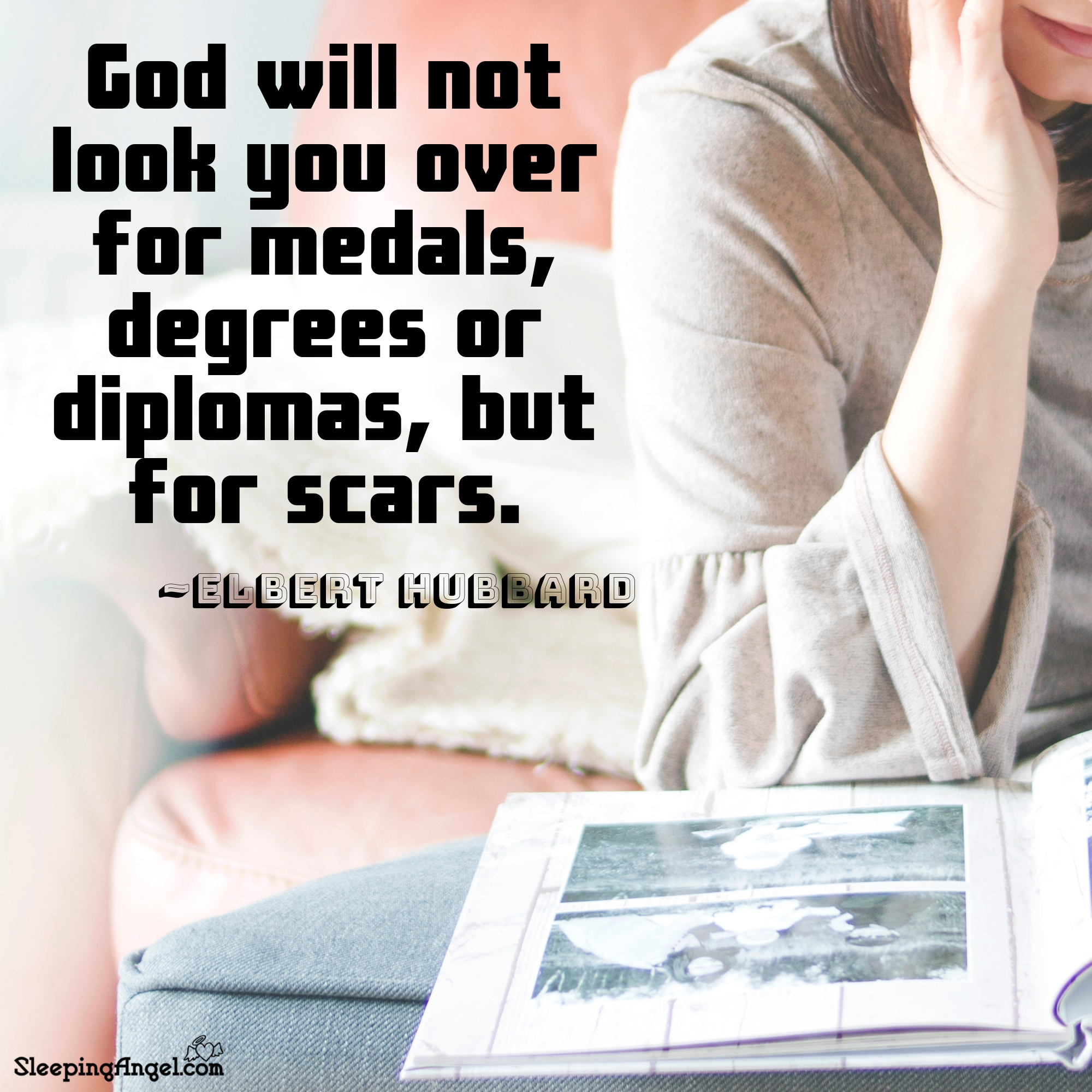 Scars Quote