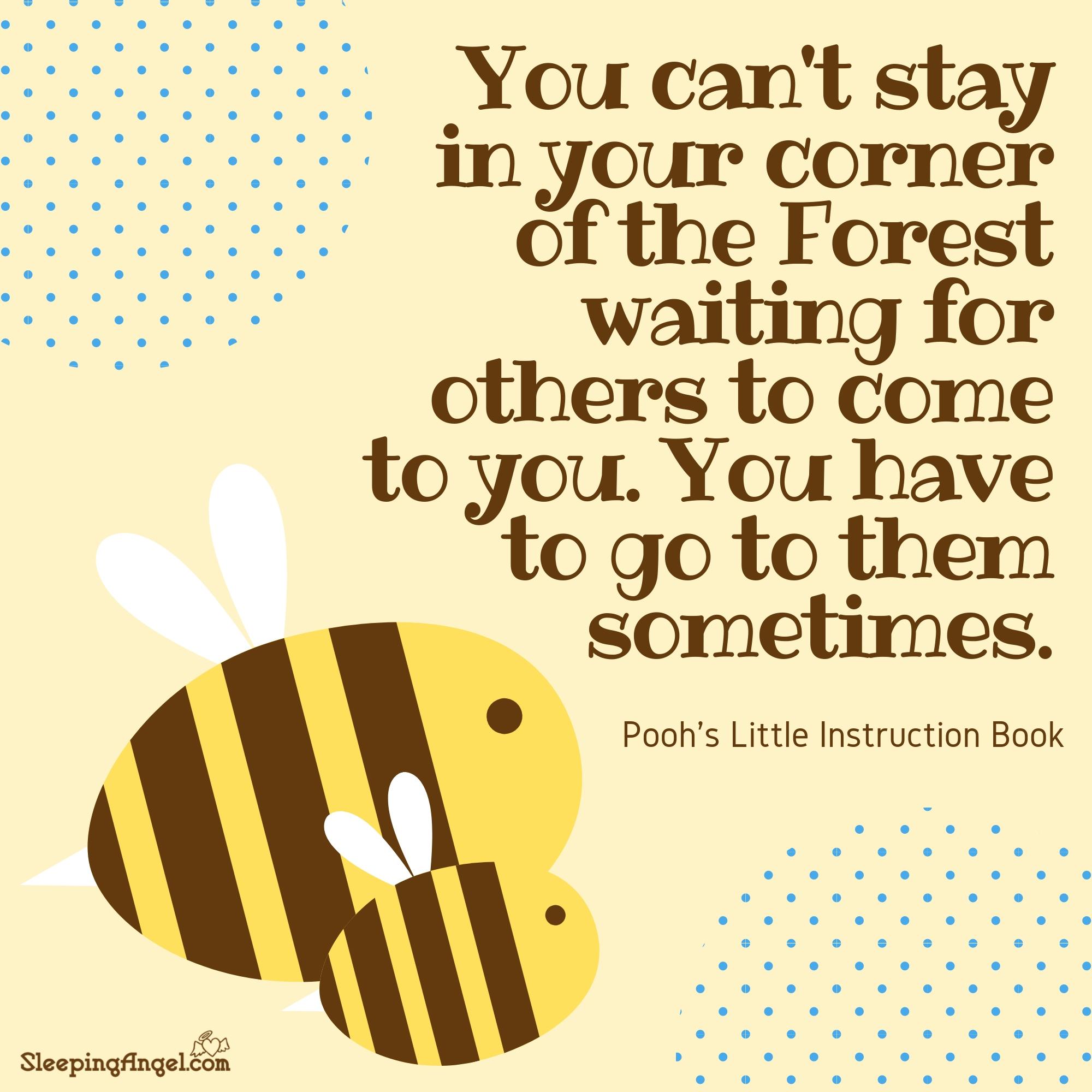 Pooh's Quote