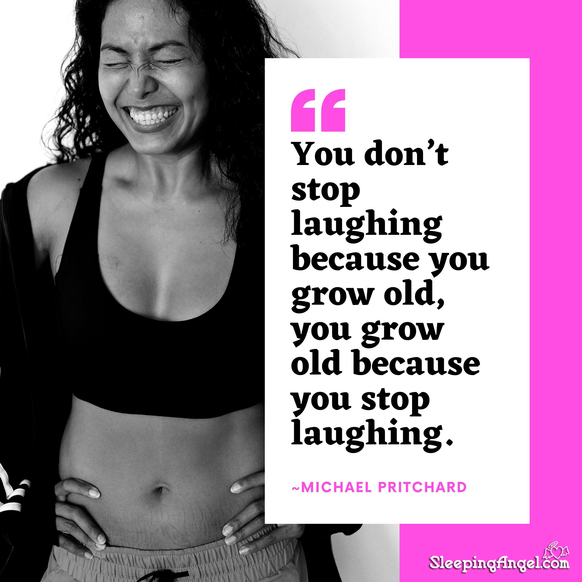 Growing Old Quote