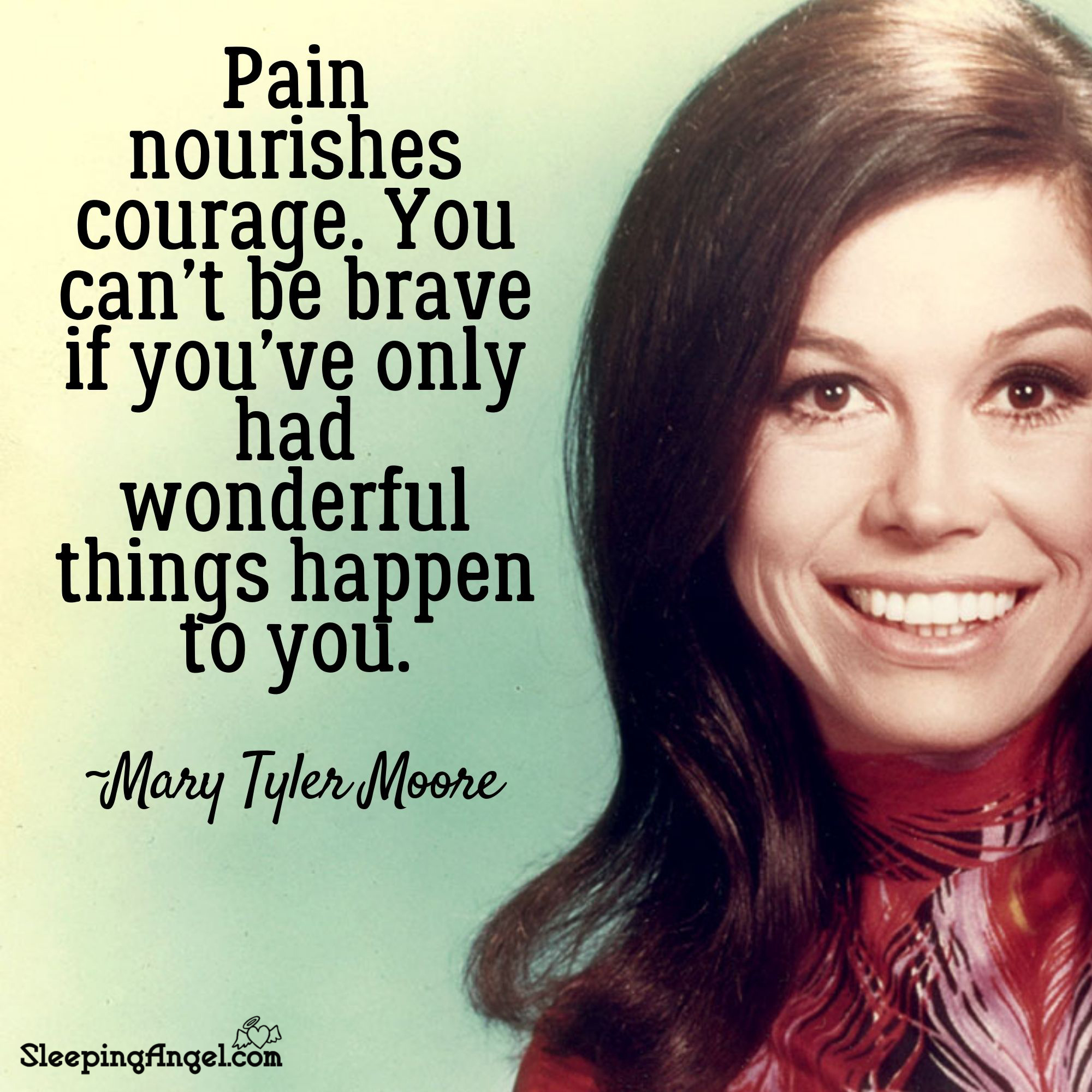 Mary Tyler Moore Quote