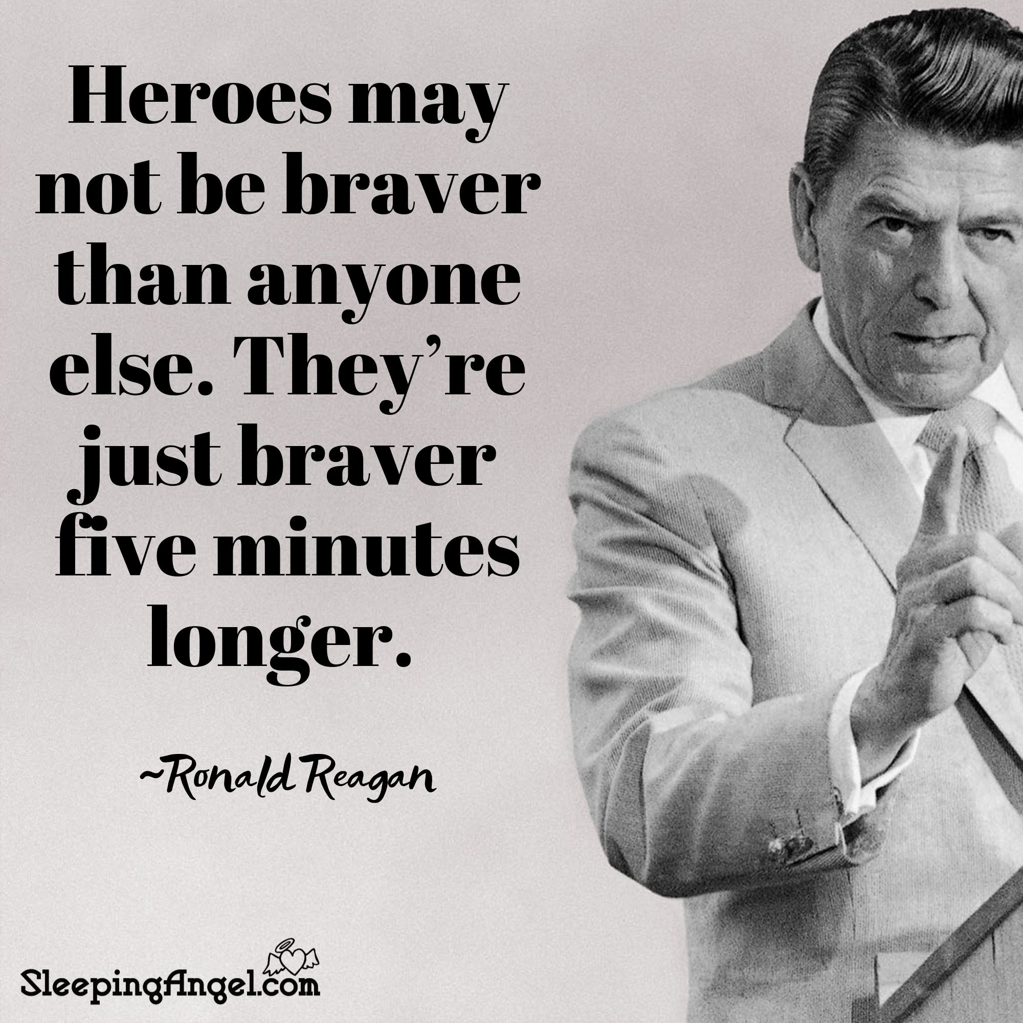 Heroes Quote