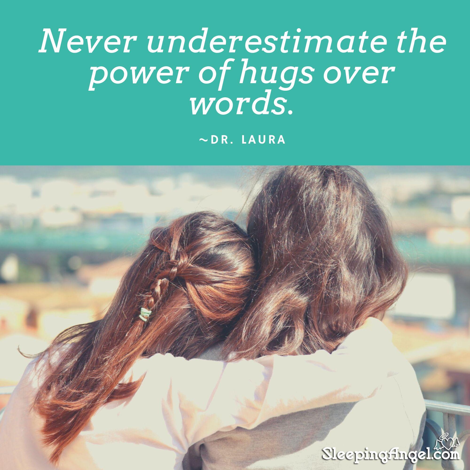 Hugs Quote