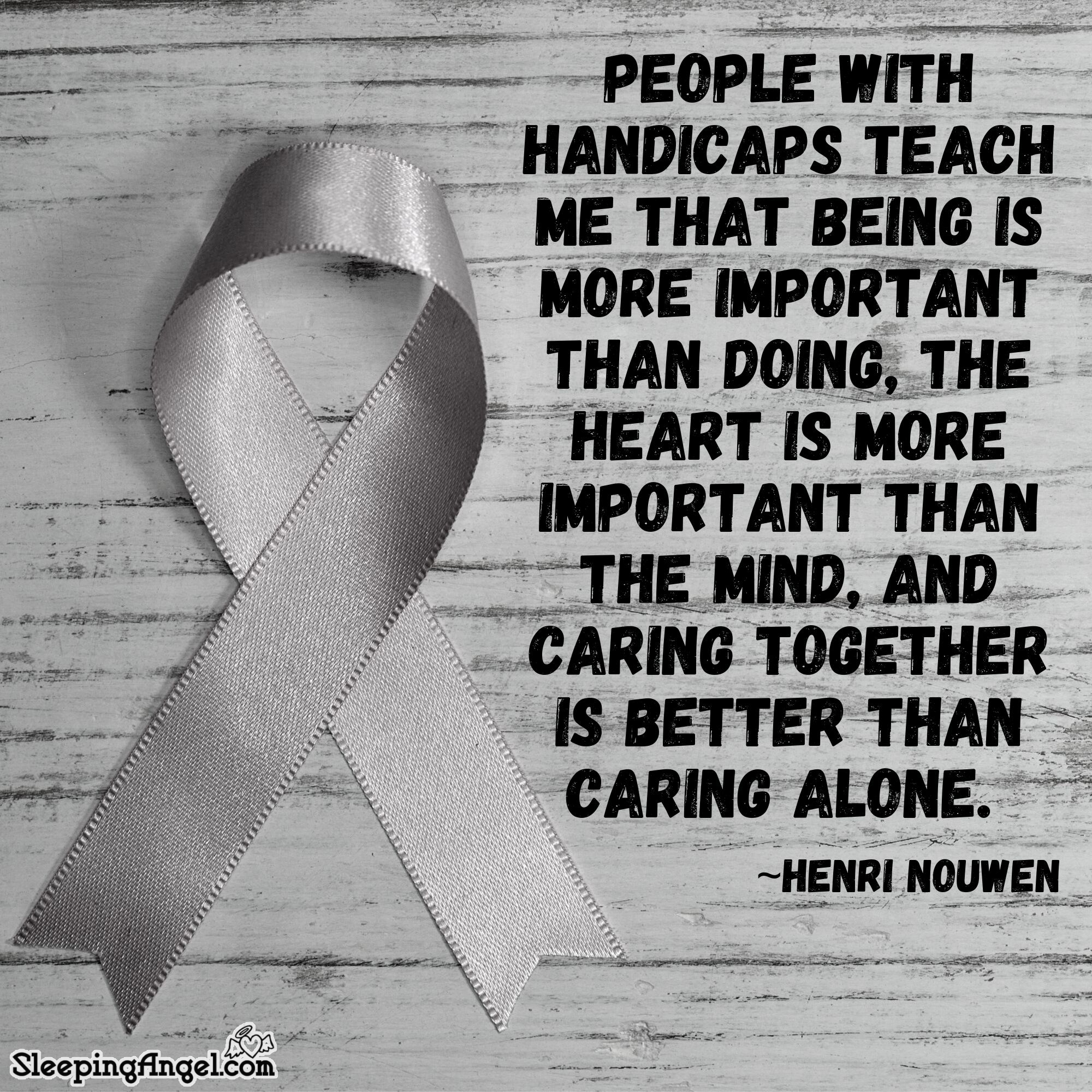 Caring Together Quote