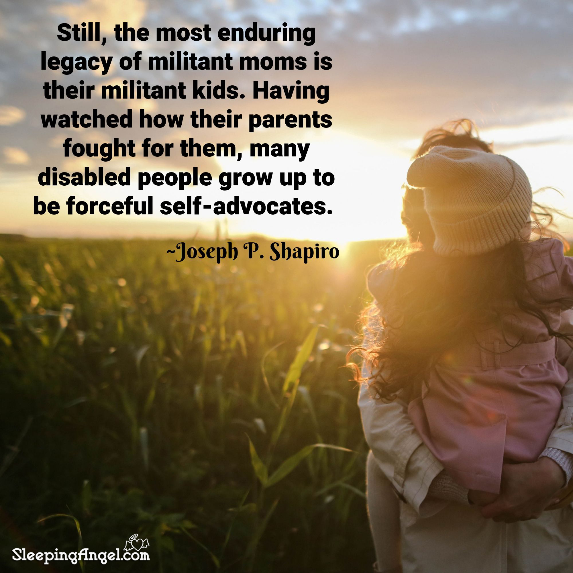 Disability Advocacy Quote