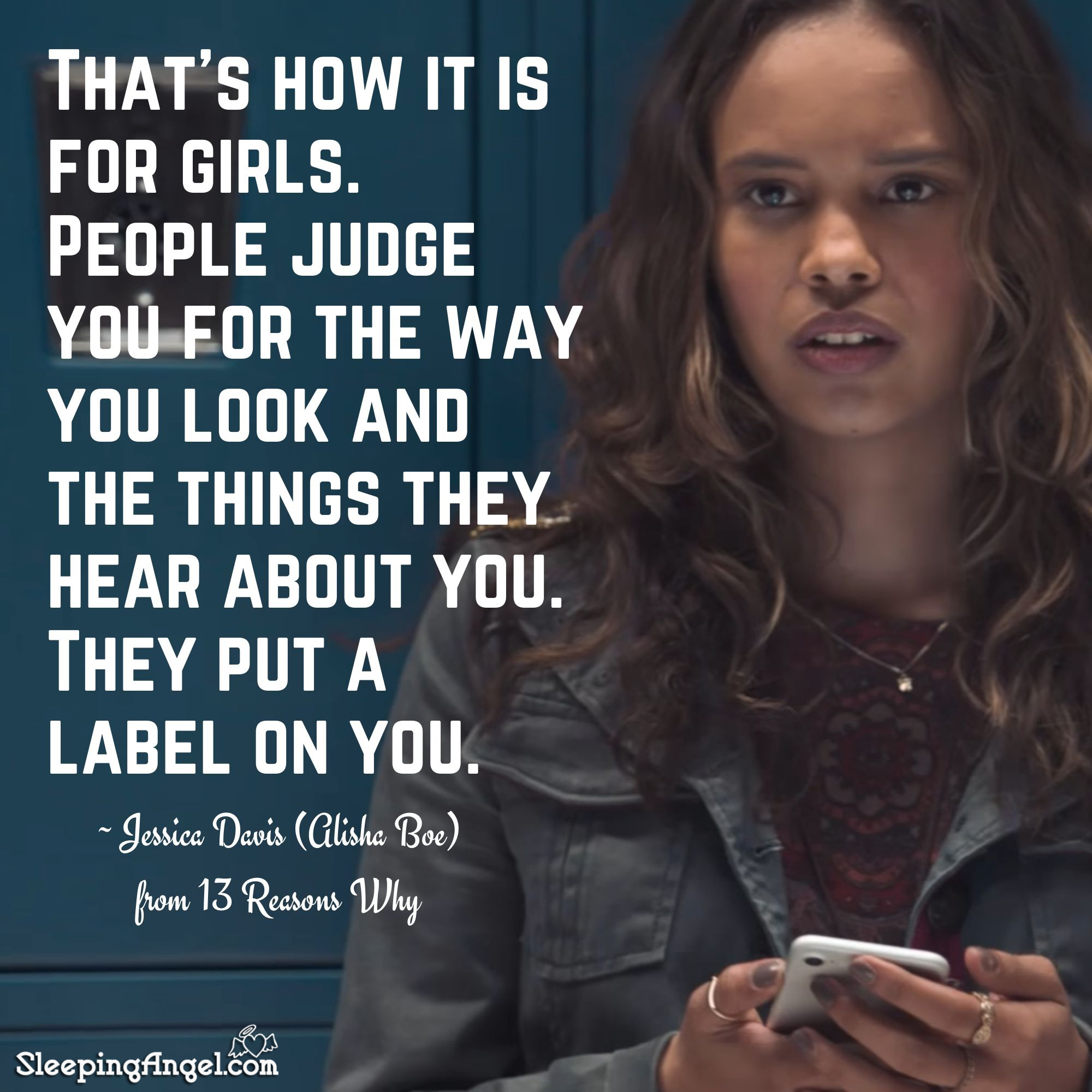 13 Reasons Why Quote