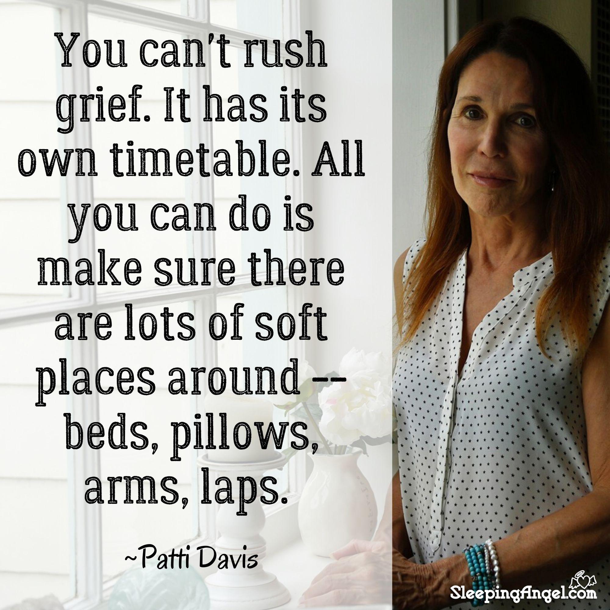 Patti Davis Quote
