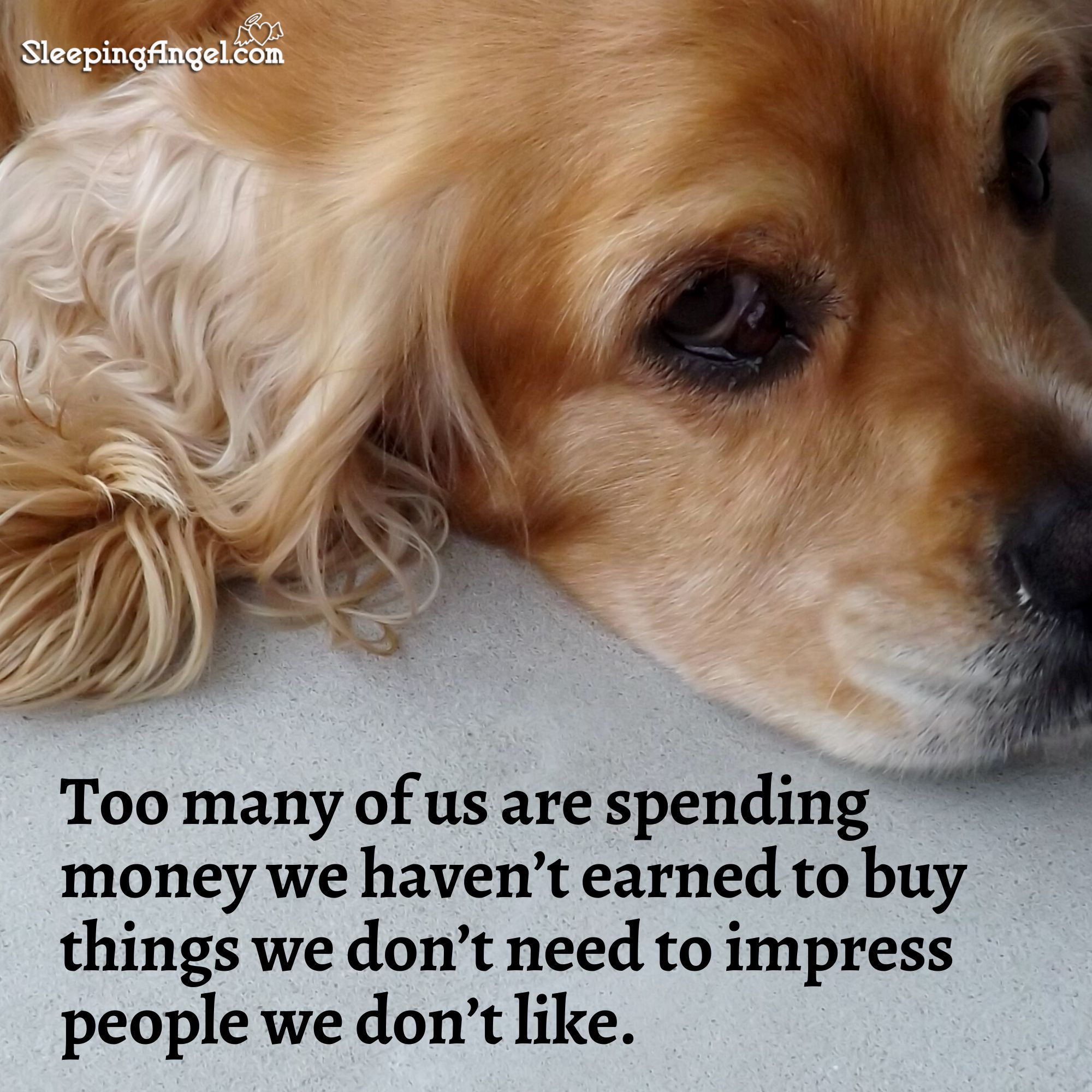 Impressing Others Quote