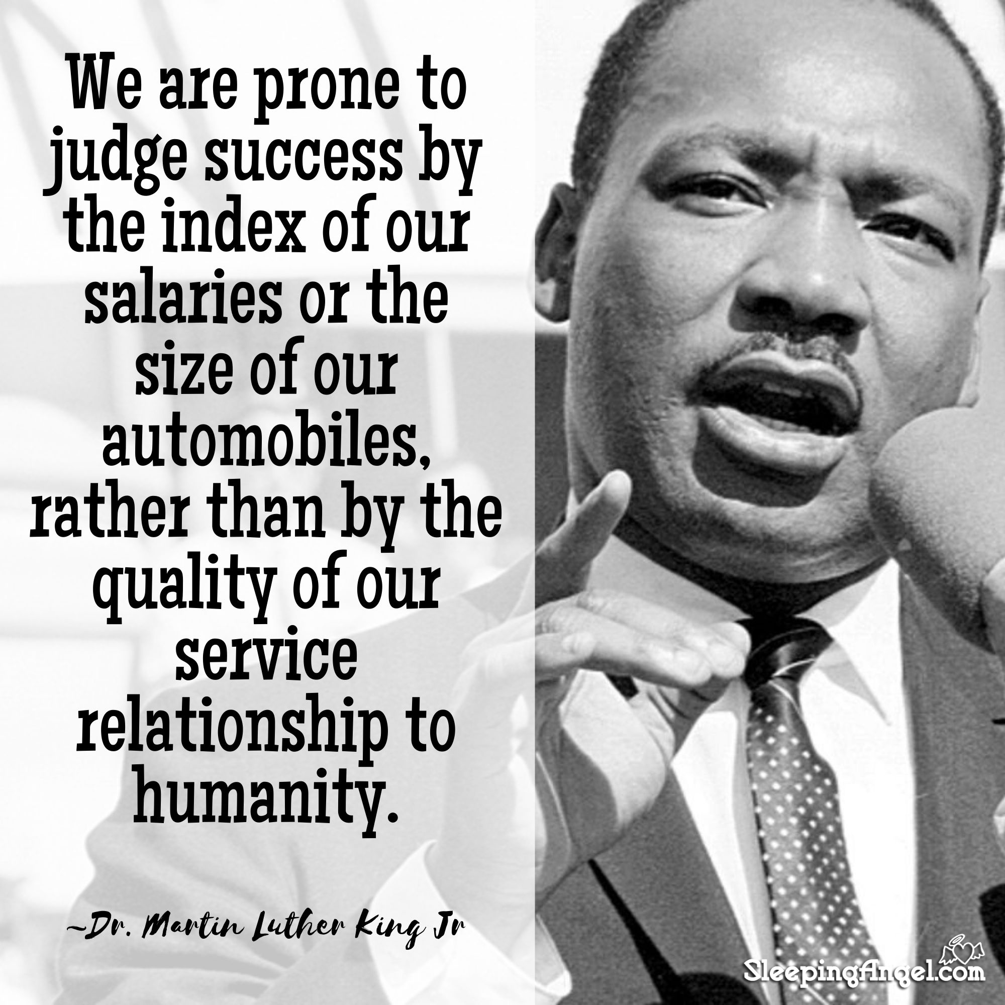 Dr. Martin Luther King Jr. Quote