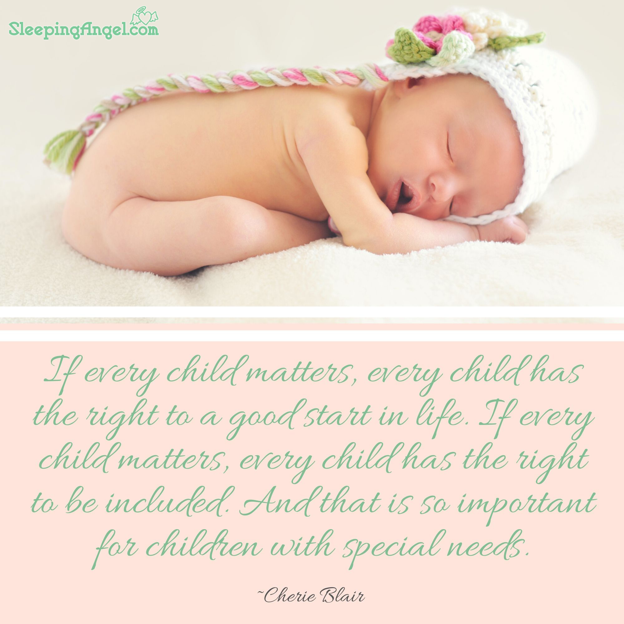 Every Child Matters Quote