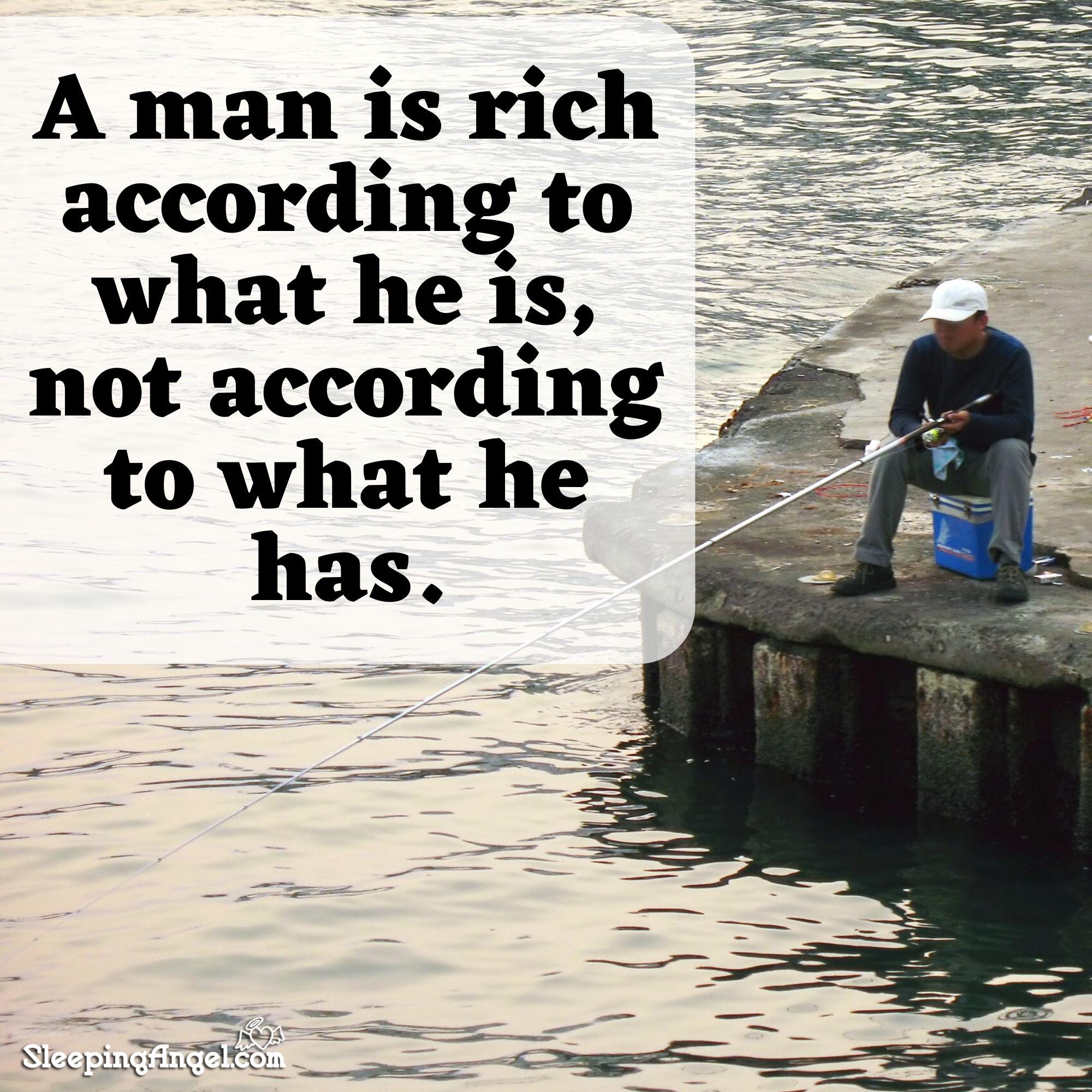 Rich Soul Quote
