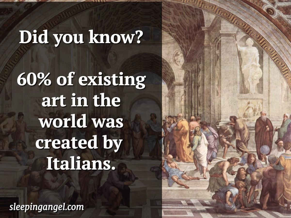 DYK? Italian Art