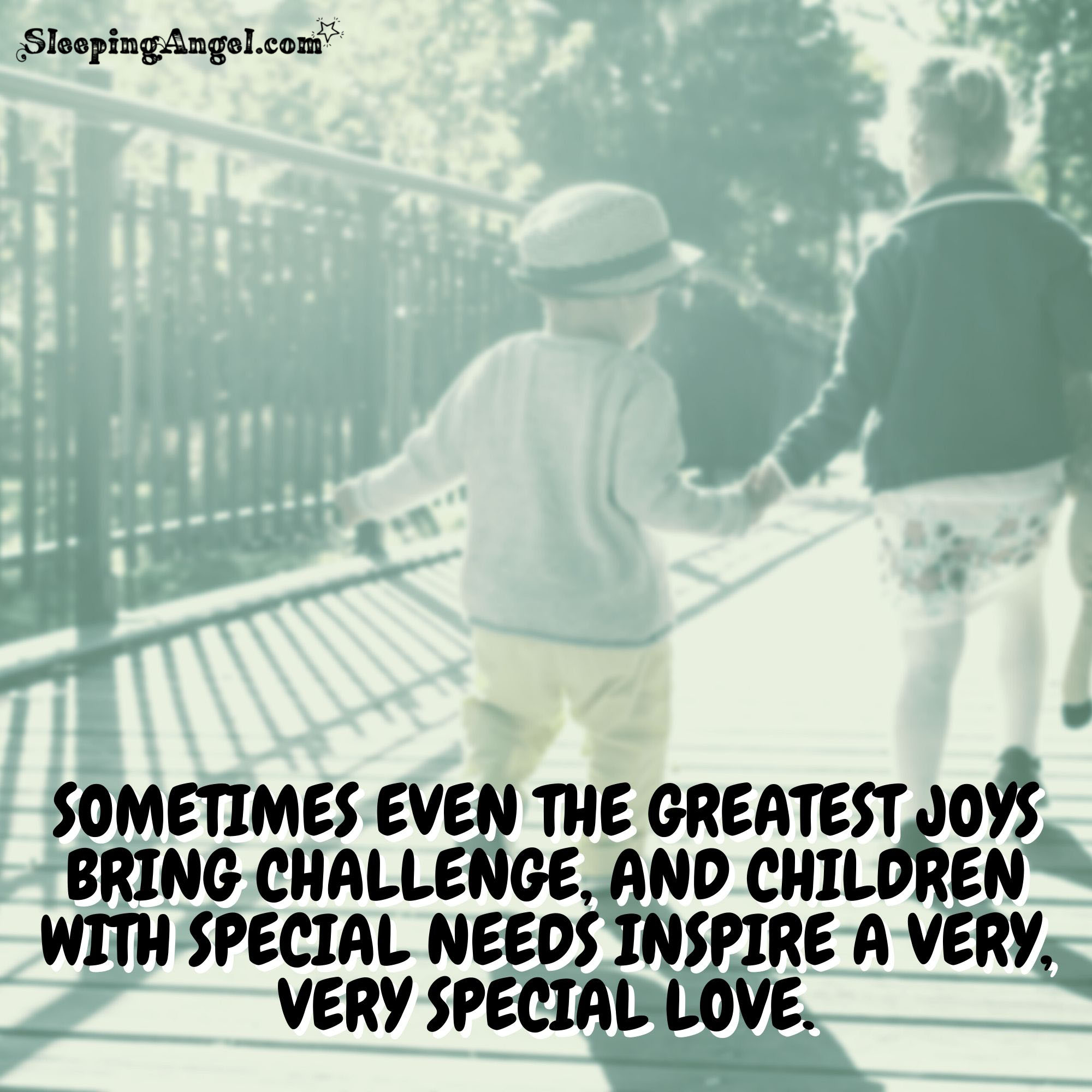 Special Need Children Quote