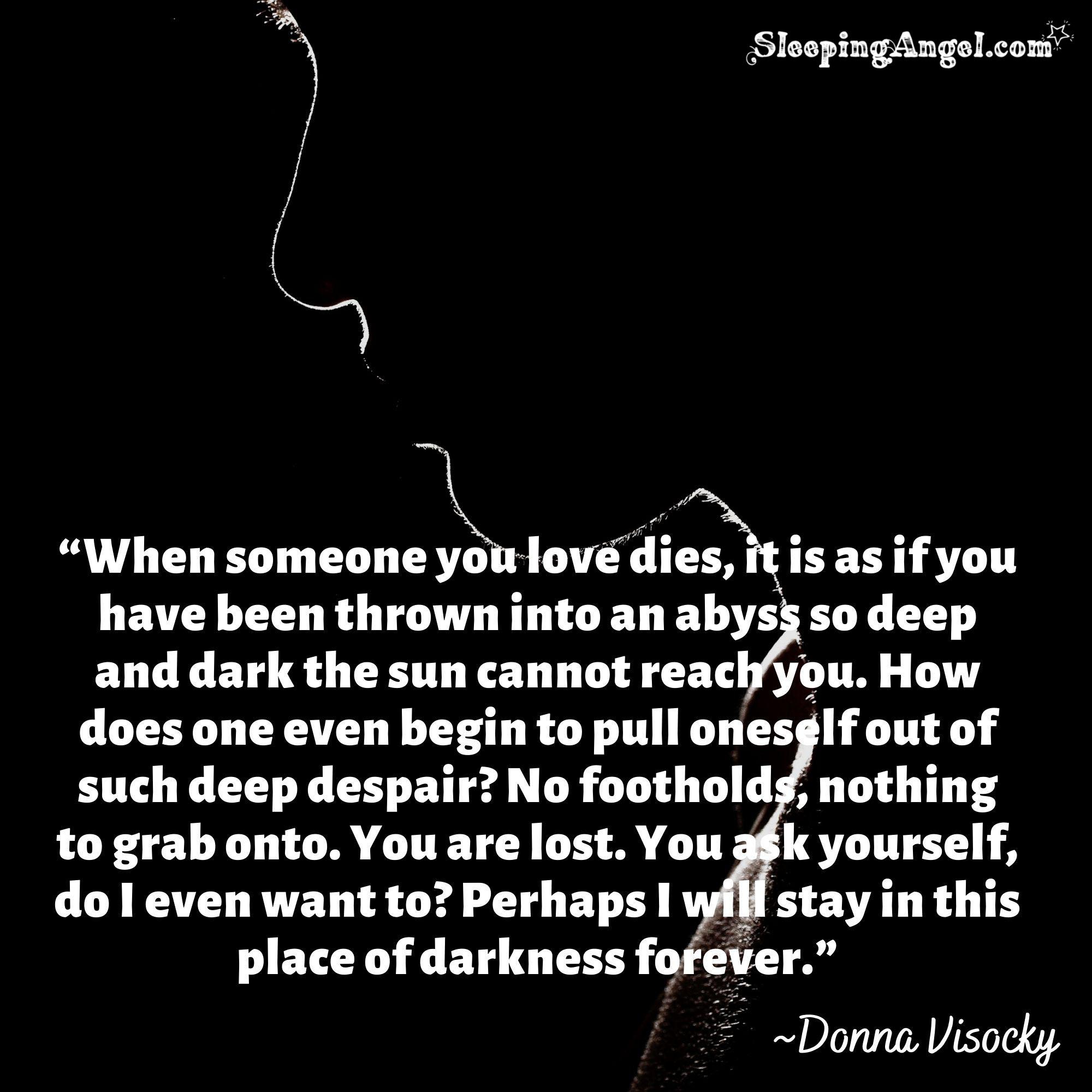 Despair Quote