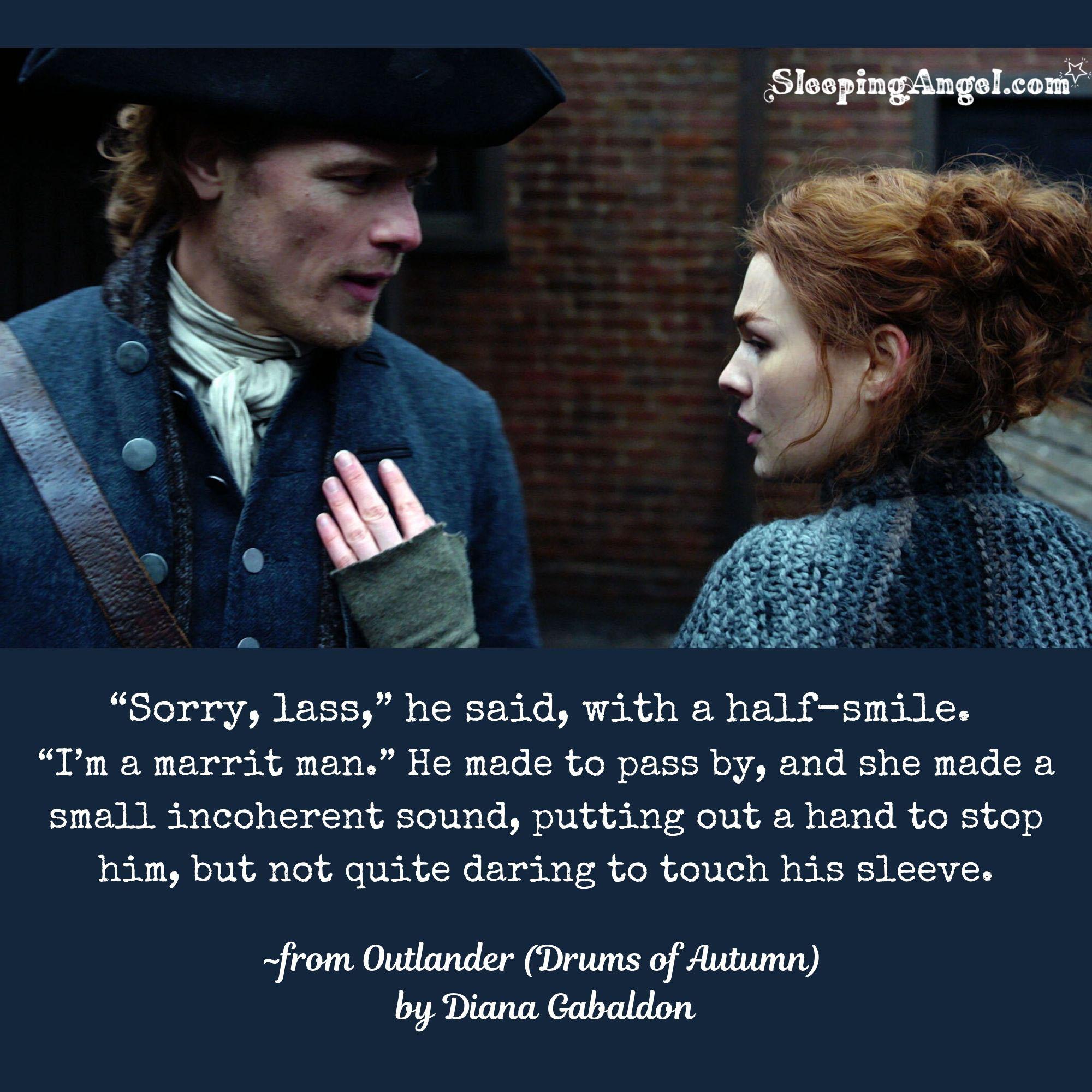Outlander Quote