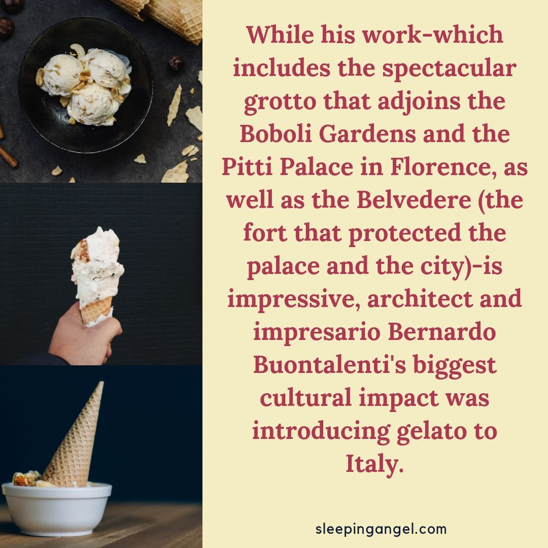 Did You Know? Gelato