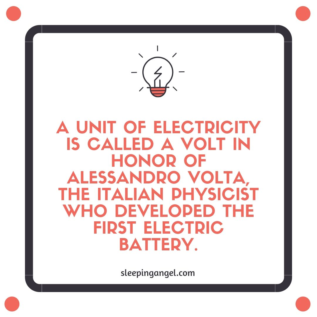 Did You Know? Volt